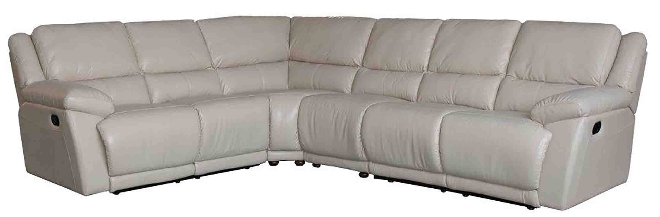 A best-seller at O'Reilly's Furniture in Libertyville is the motion sectional, which includes two power recliners.