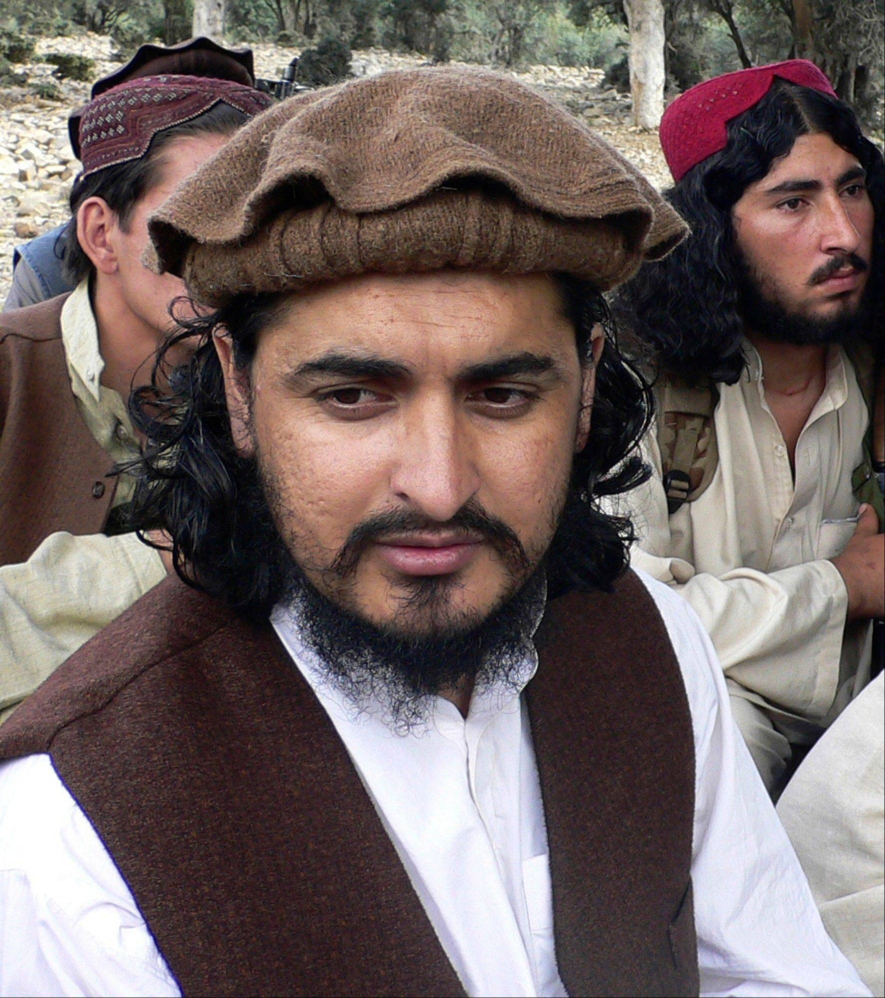 Intelligence officials said Friday that Hakimullah Mehsud, leader of the Pakistani Taliban, was killed in a U.S. drone strike.
