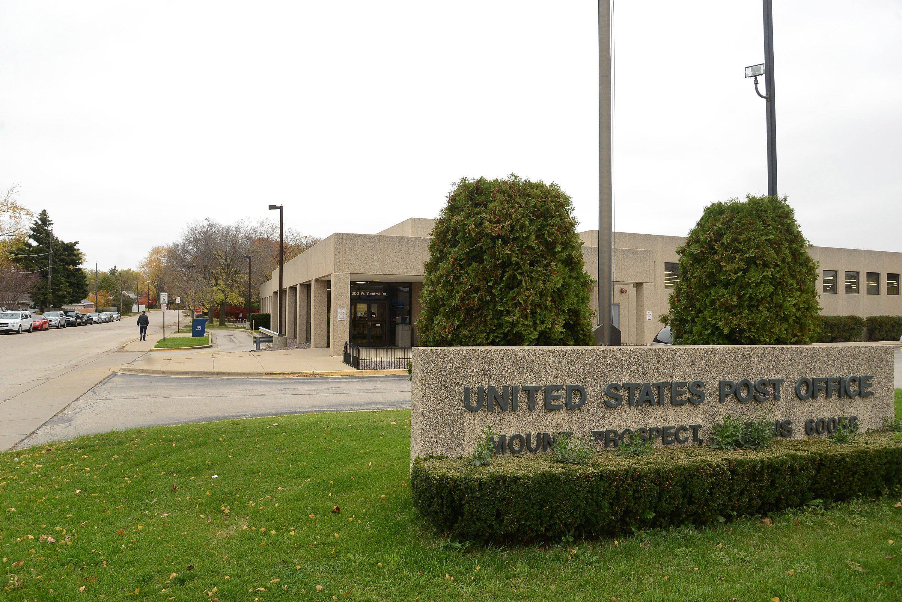 The Mount Prospect post office is on land well-suited for residential development should the facility close, according to a report by village consultants.