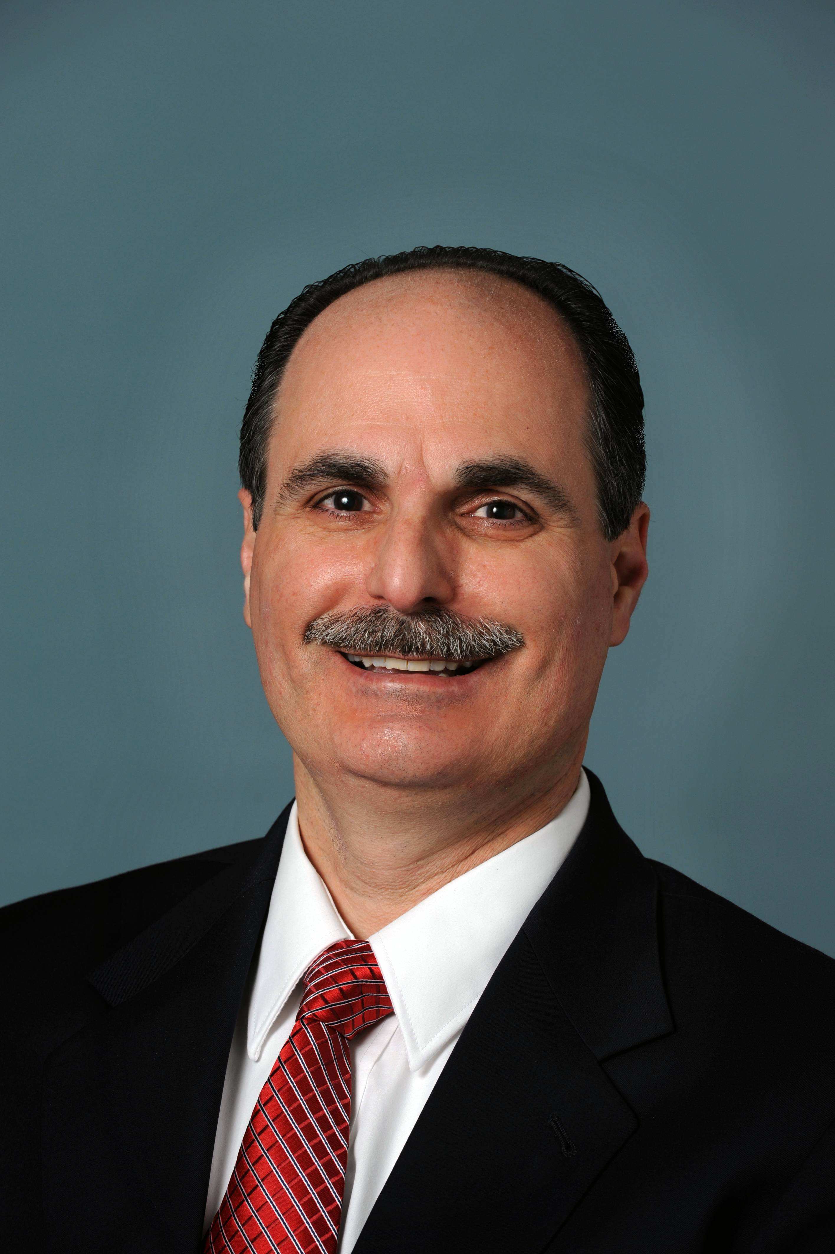 Mark Nannini, IMRF's New Chief Financial Officer