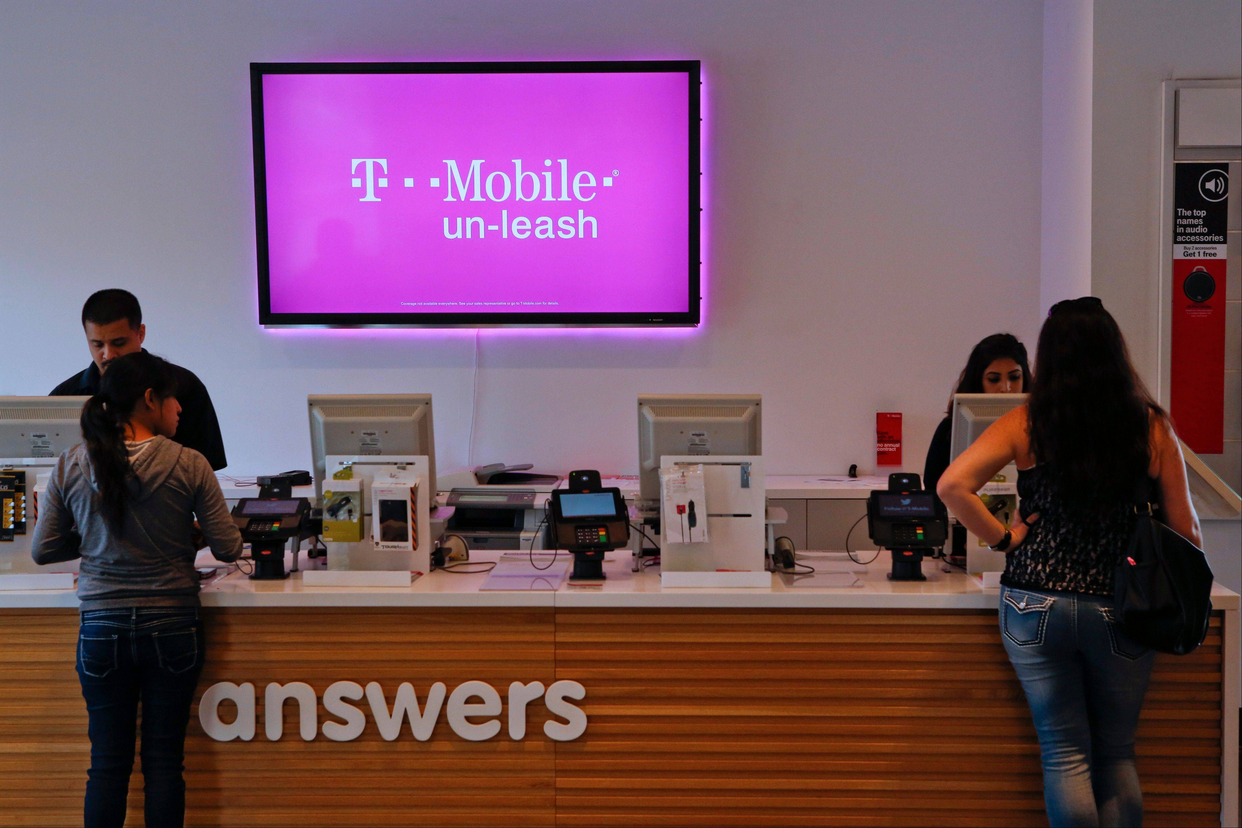 T-Mobile�s initiatives to break wireless industry conventions seem to be working. The No. 4 wireless company said Tuesday that it added 643,000 long-term, good-credit phone customers in the latest quarter. It�s the second straight quarter of increase after years of losses.