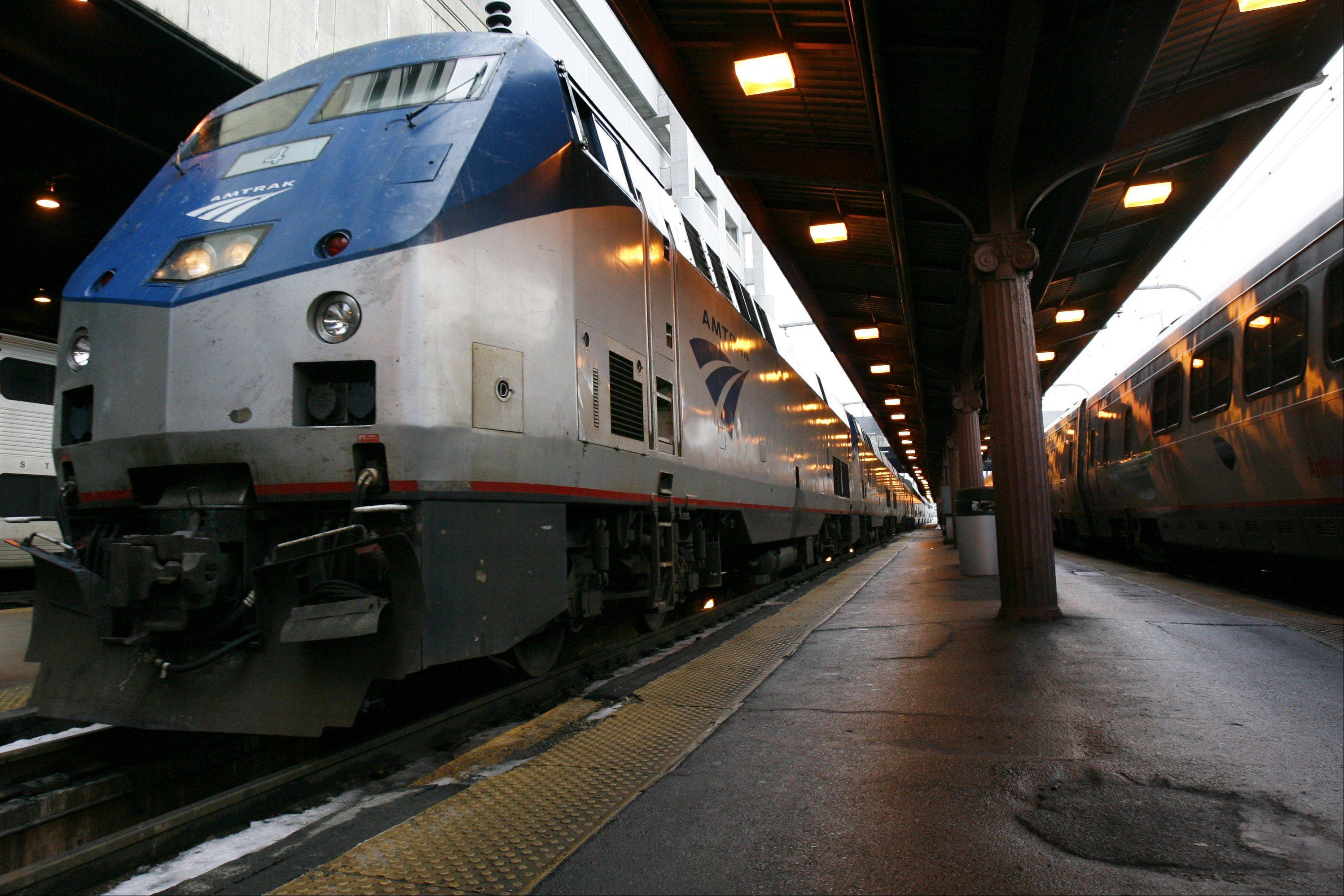 Amtrak is giving travelers in Illinois more options on the Sunday after Thanksgiving, adding service on the Chicago-to-Quincy corridor that has stops in Galesburg and Macomb.