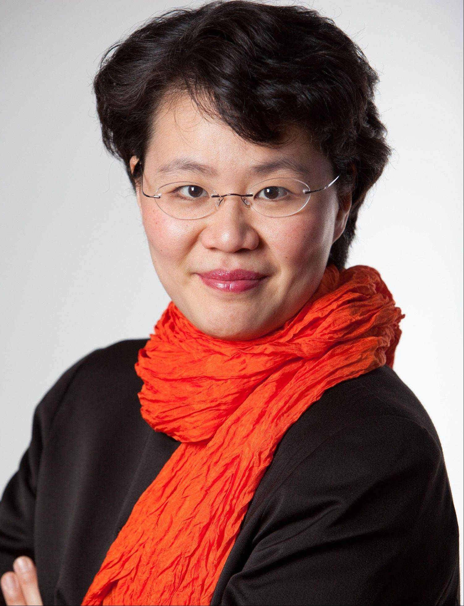 Mei-Ann Chen, music director of the Chicago Sinfonietta.