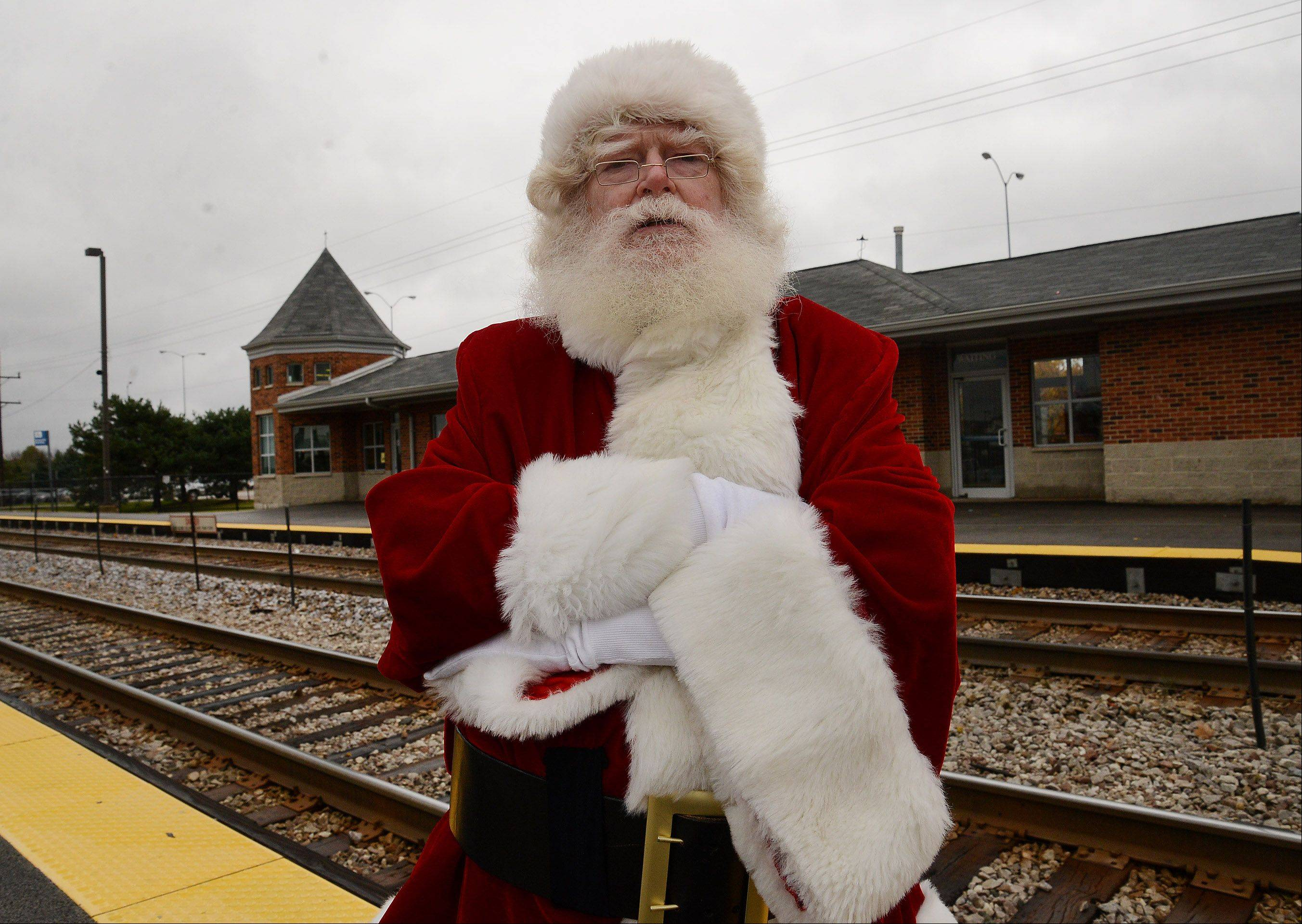 Streamwood Santa John Sullivan�s comprehensive website listing of all area Santa events � including �Polar Express� train appearances � ended up getting a lot of local park districts a cease-and-desist letter from Warner Bros. regarding the use of the name without payment of licensing fees.