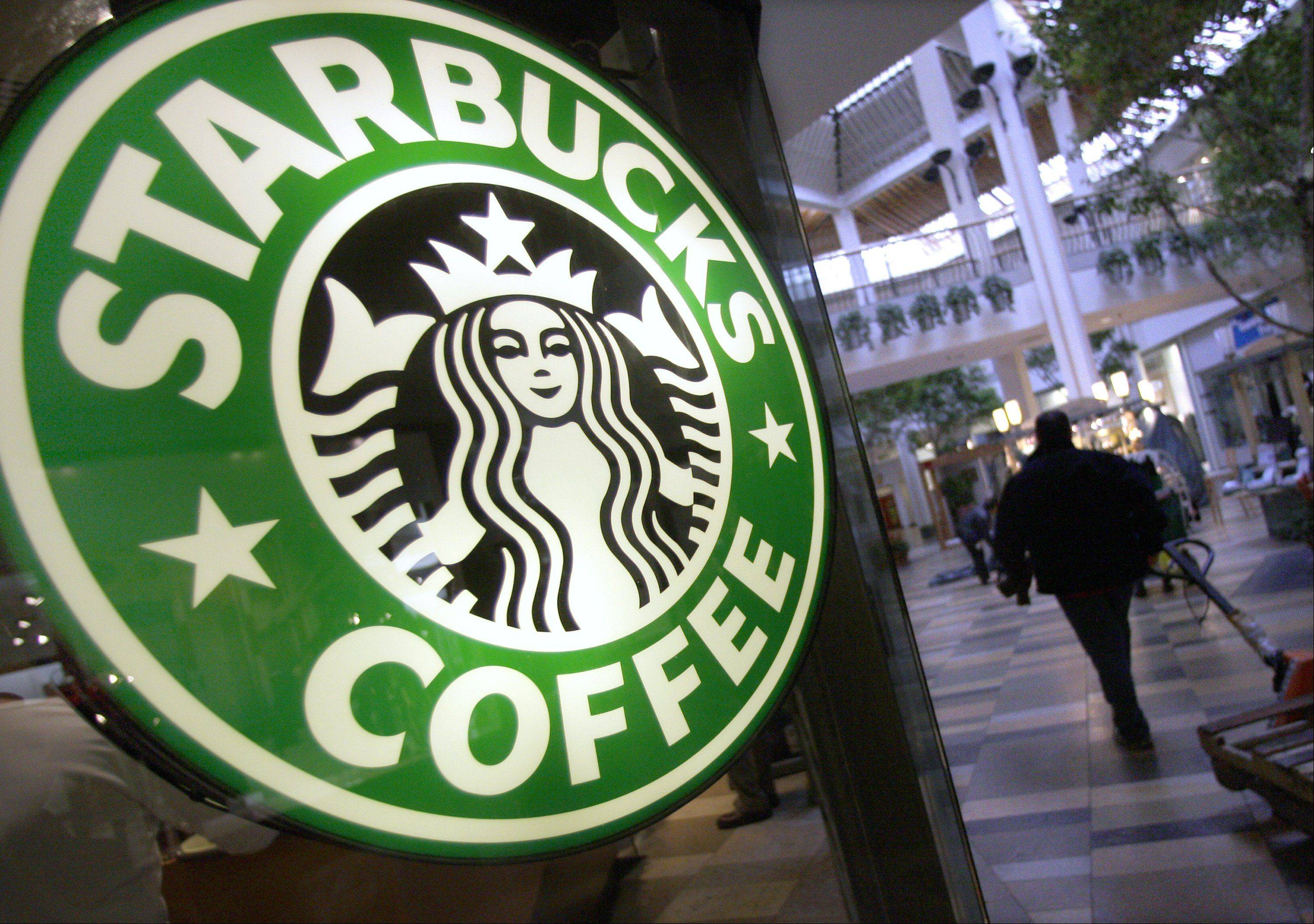 Starbucks says it plans to hire at least 10,000 veterans and military spouses over the next five years.