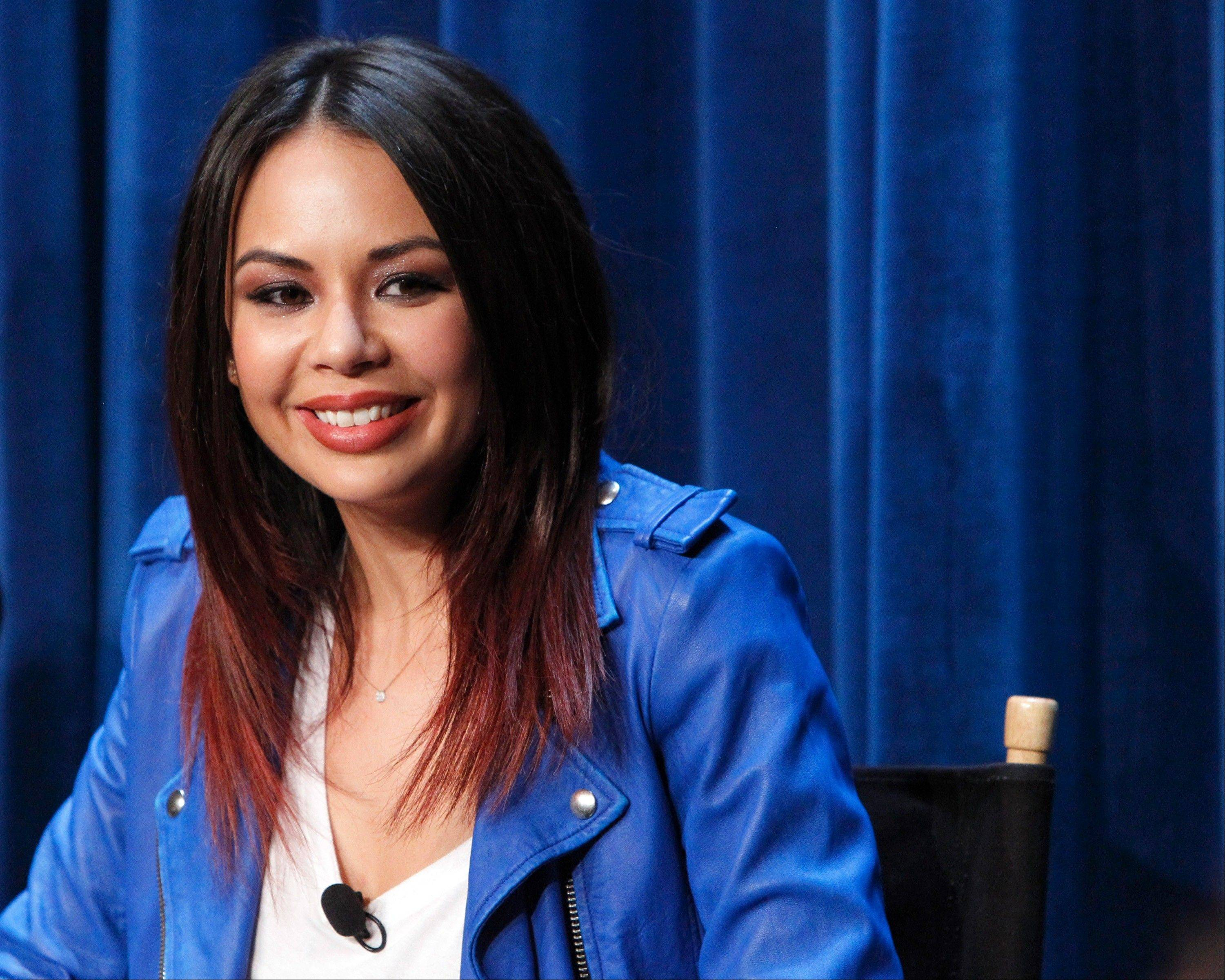 "Janel Parrish of ABC Family's ""Pretty Little Liars"" will meet with fans at Von Maur stores in Glenview and Lombard."