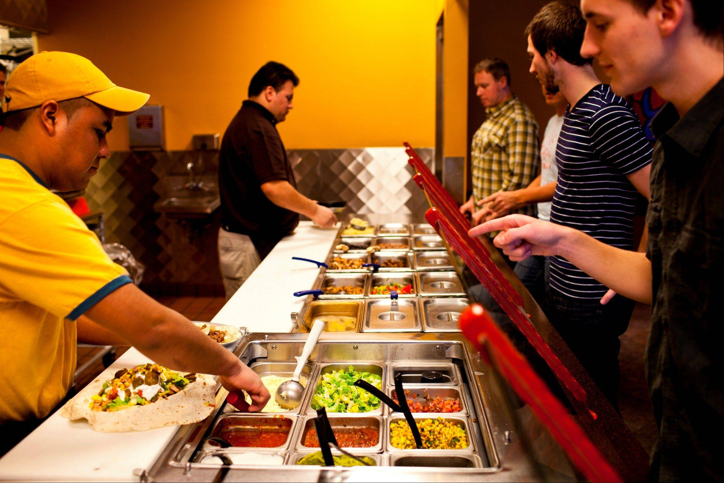 Pancheros Mexican Grill is now open in Schaumburg.