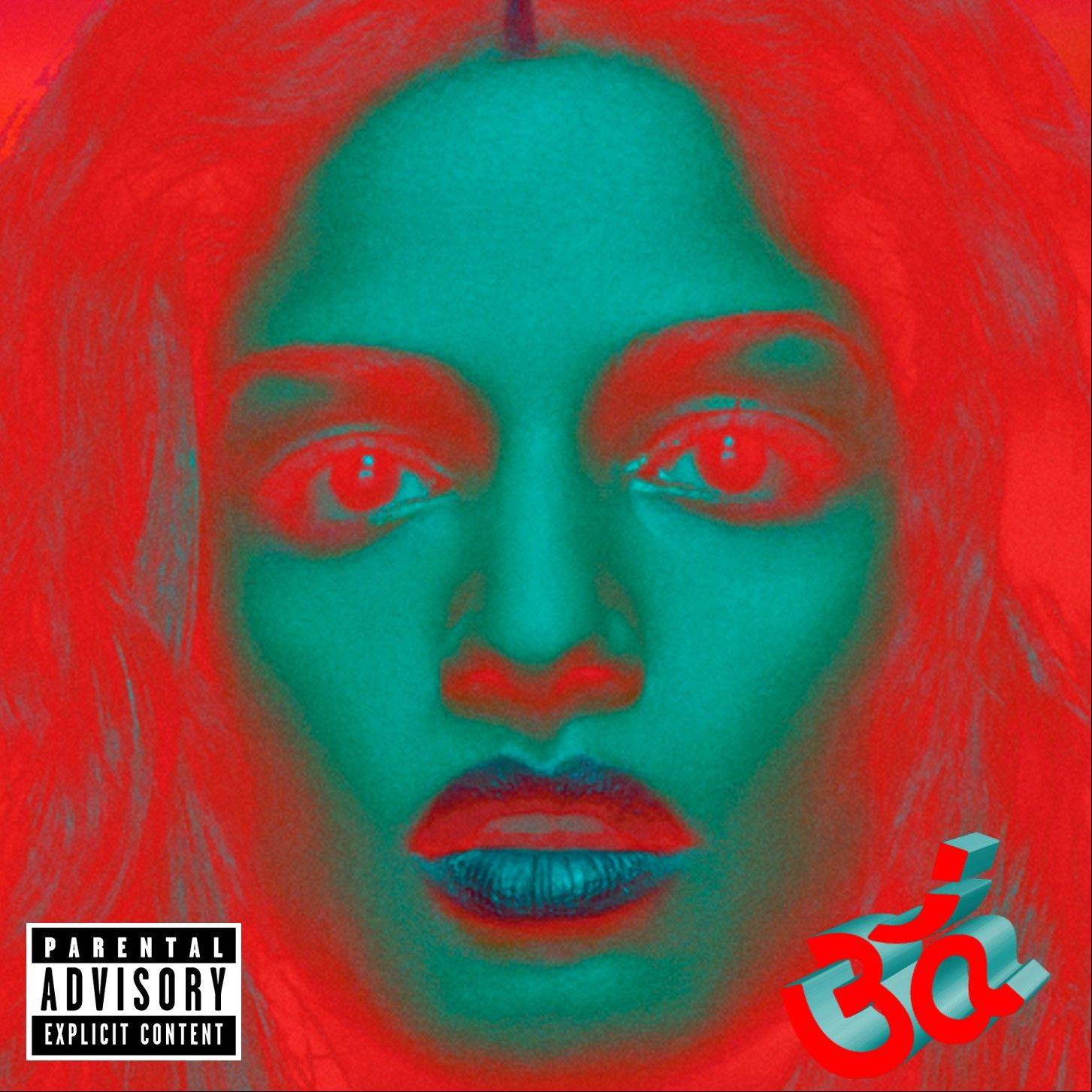 """Matangi"" is the latest release by M.I.A."