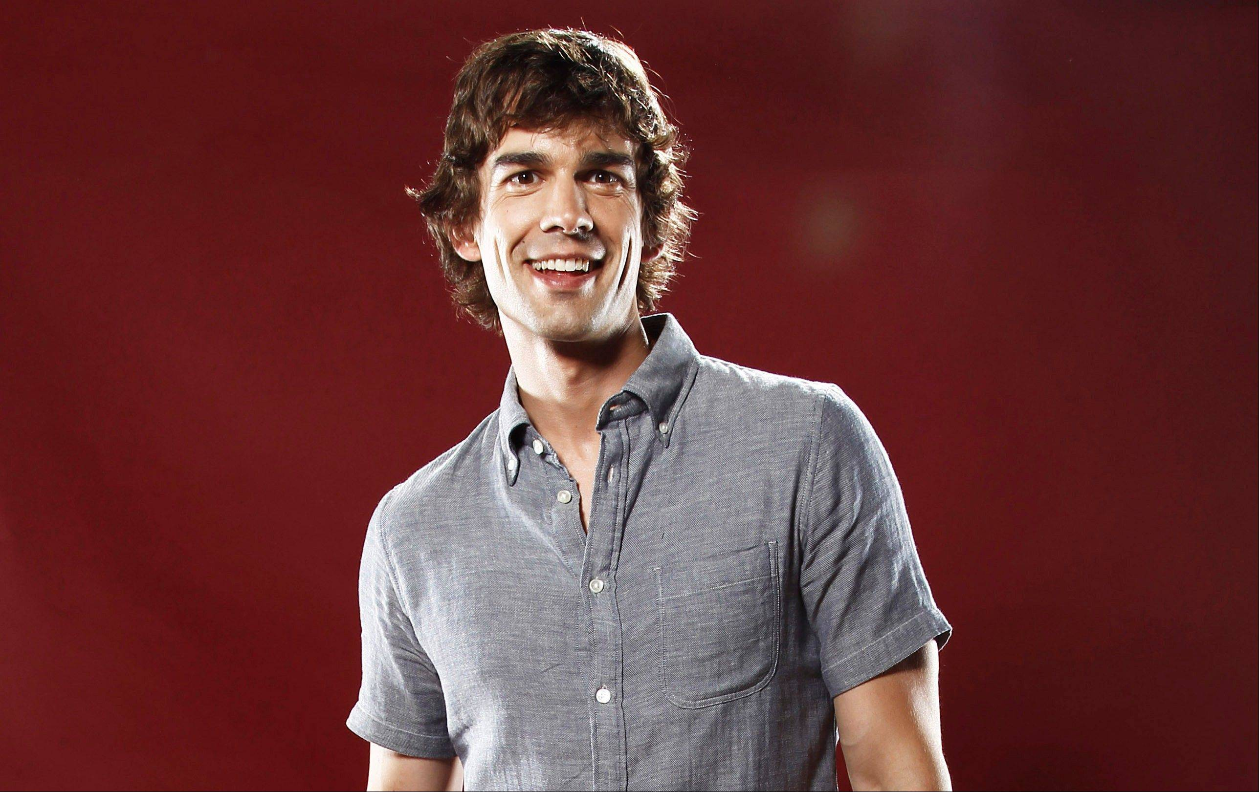 "Christopher Gorham plays a globe-trotting CIA agent on USA Network's ""Covert Affairs."""