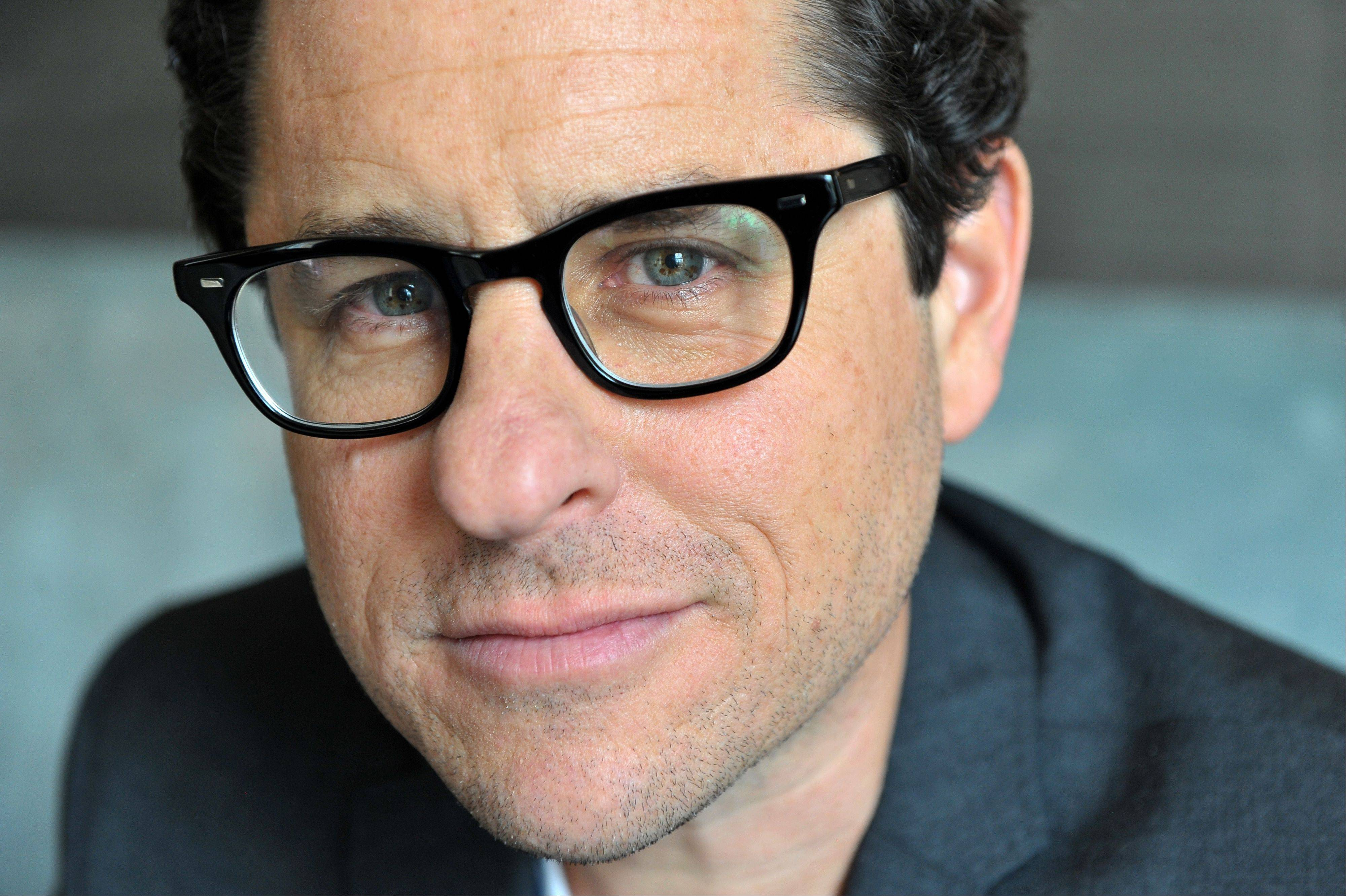 "J.J. Abrams will direct ""Star Wars: Episode VII,"" coming to theaters Dec. 18, 2015."