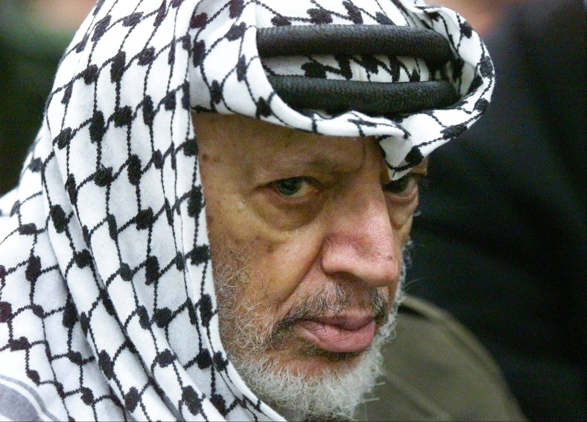 Palestinian leader Yasser Arafat ingested lethal radioactive polonium before his death nine years ago, and it could not have been by accident, Swiss scientists said Thursday.