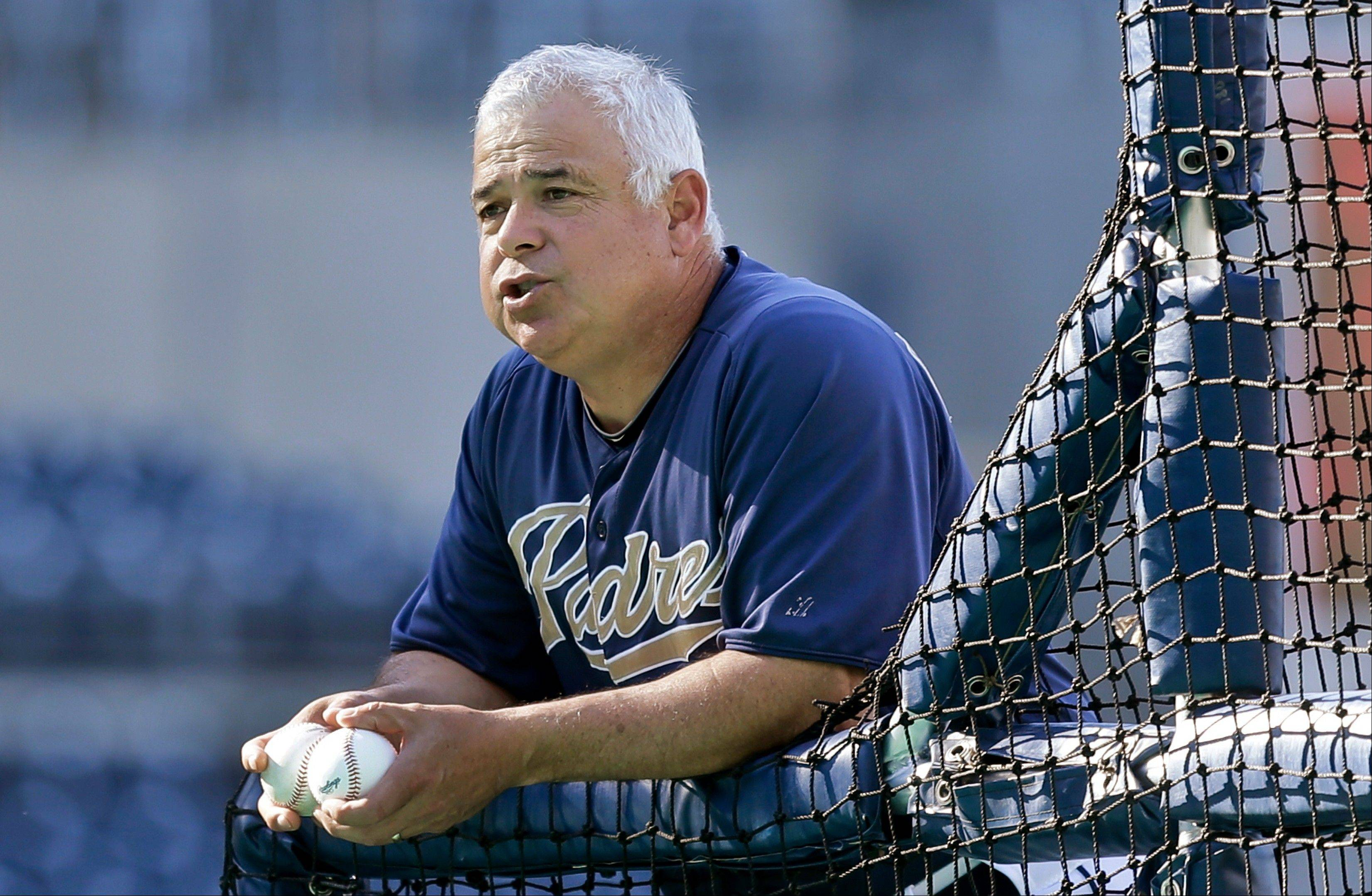 The Cubs hired Rick Renteria as their new manager. Renteria received a three-year contract.