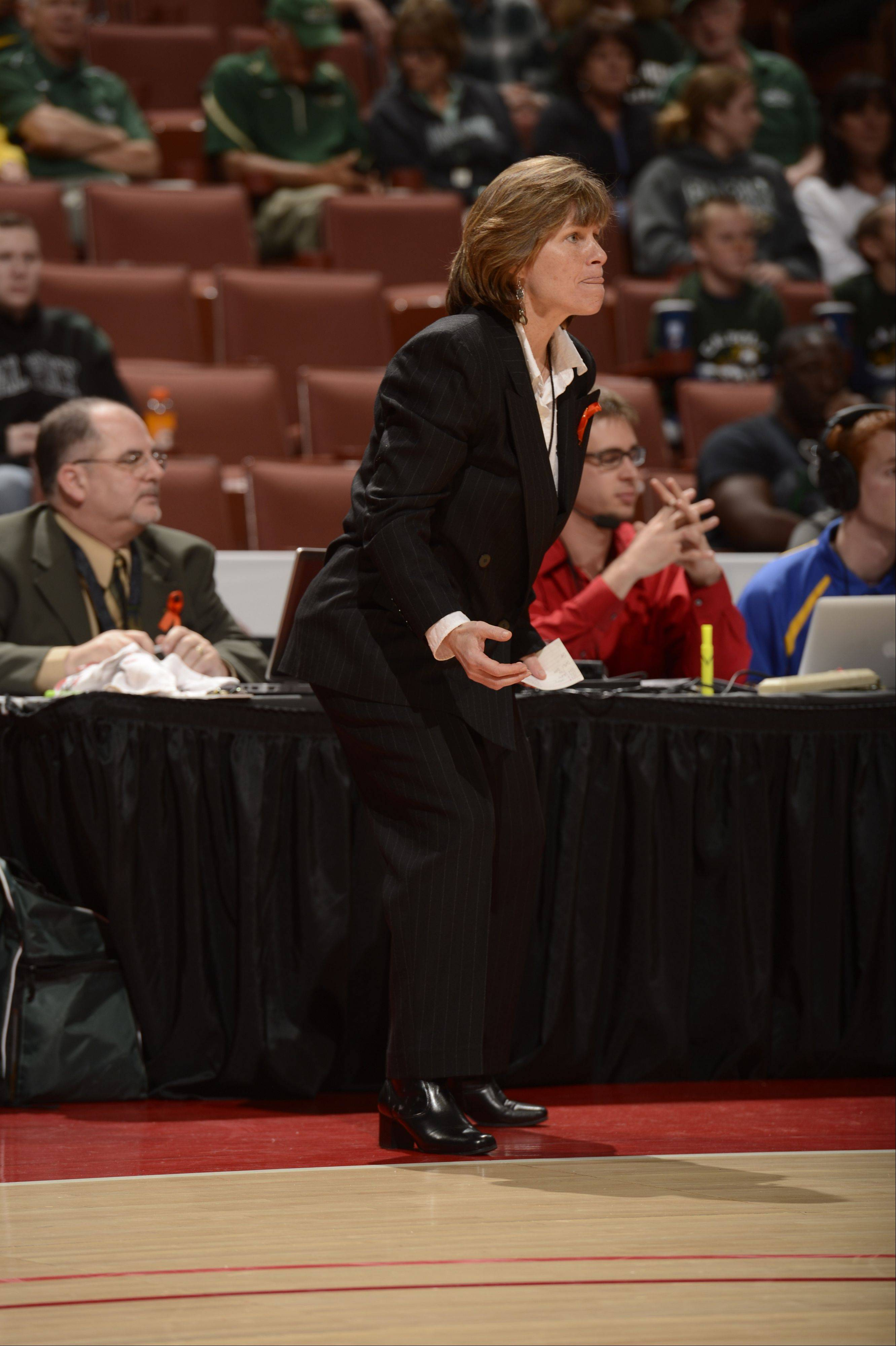 The most-successful coach in the 40-year history of Cal Poly women's basketball, Faith Mimnaugh, opens her 17th season at the helm of the Mustang program this weekend. The former Elk Grove High School standout led Cal Poly to the NCAA Tournament last season.