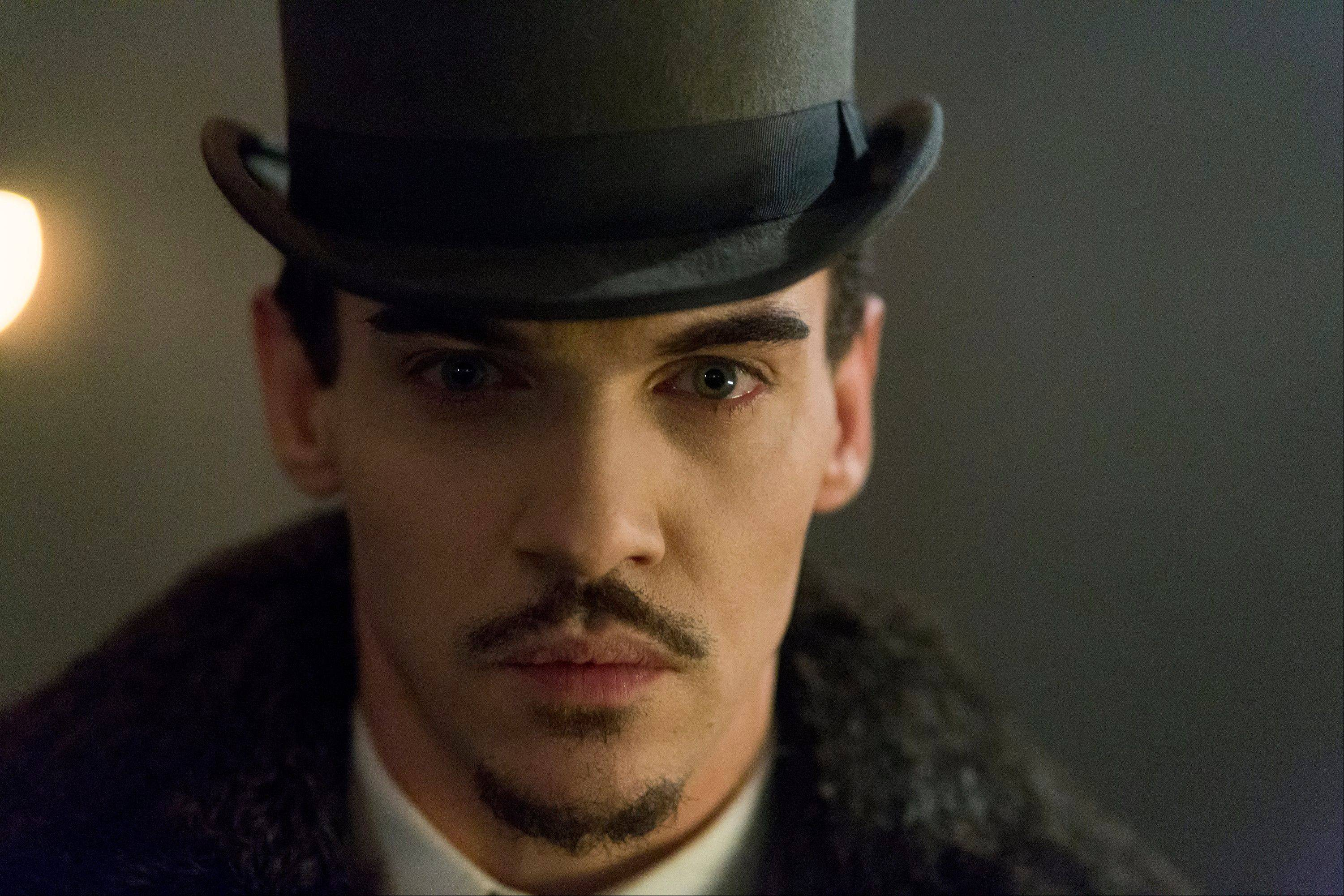"Jonathan Rhys Meyers plays Alexander Grayson in NBC's new series ""Dracula,"" playing the world's most famous vampire as a sleekly alluring bloodsucker. Still, he says he hesitated when the part was offered to him, hoping for something a little more, well, normal."
