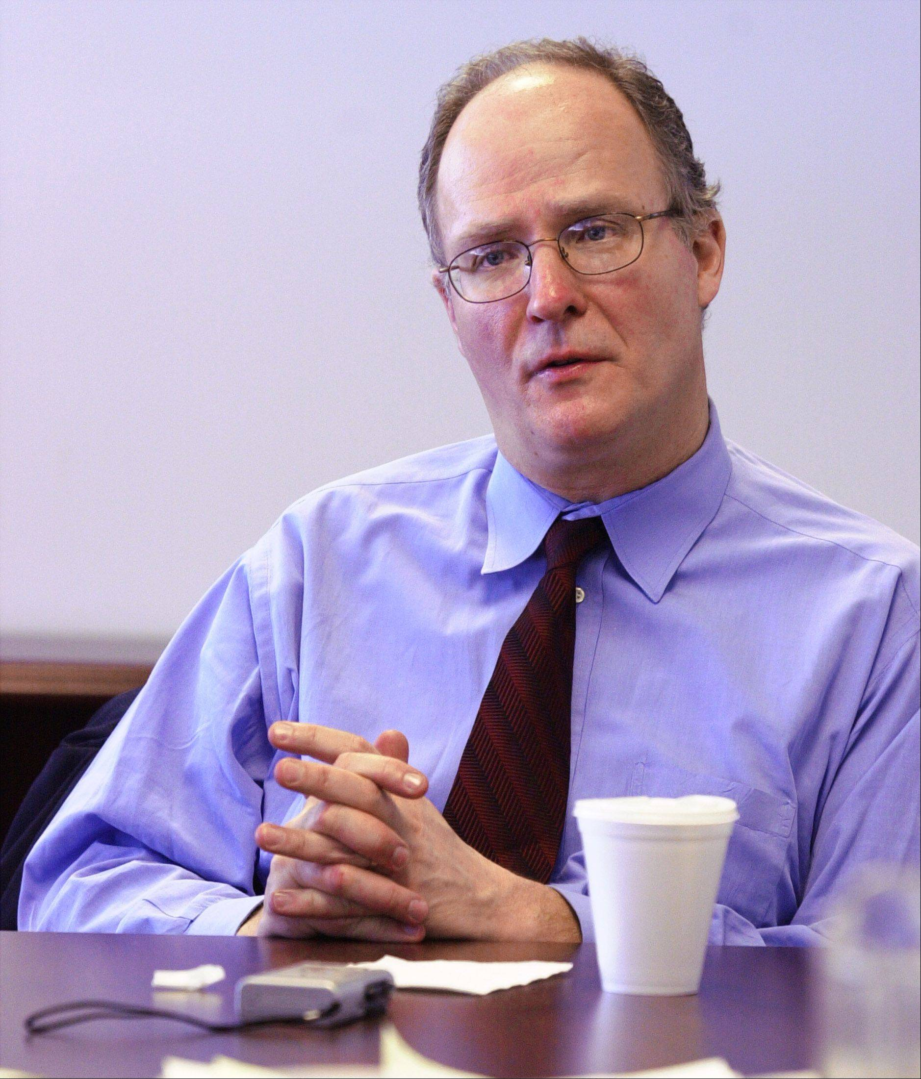 Paul Vallas has been picked by Gov. Pat Quinn to be his running mate in 2014.
