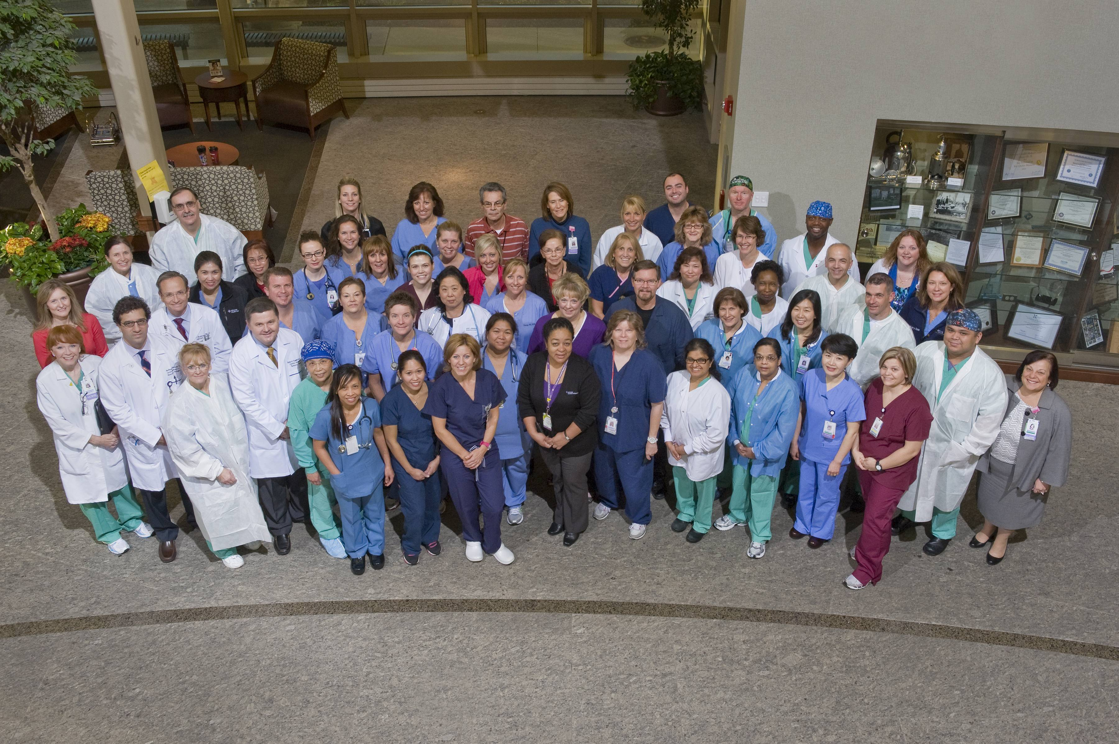 The Advocate Condell Heart & Vascular Institute Team
