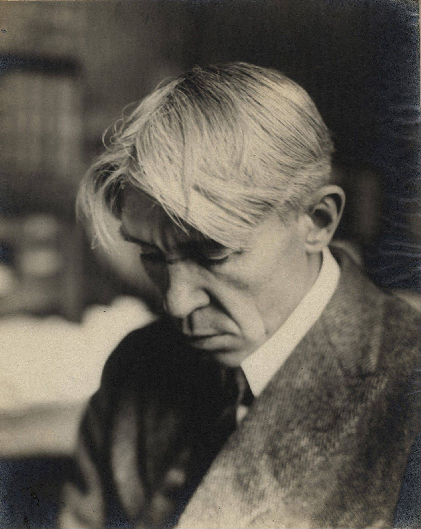 Learn about poet Carl Sandburg at the Elmhurst Historical Museum exhibit, opening this weekend.