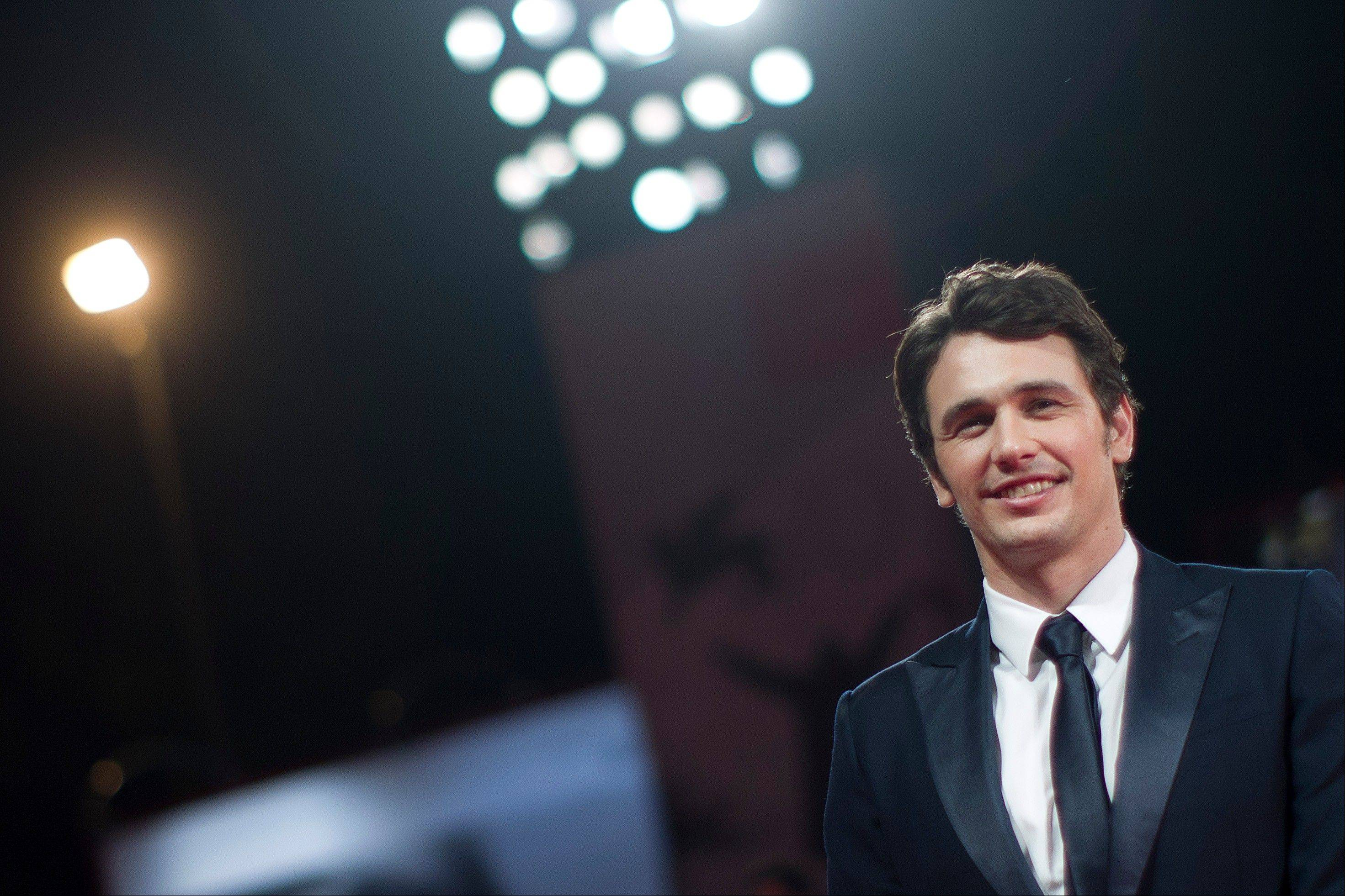 "The arts-oriented channel Ovation is boosting its schedule with new programs including ""James Franco Presents,"" debuting in early 2014."