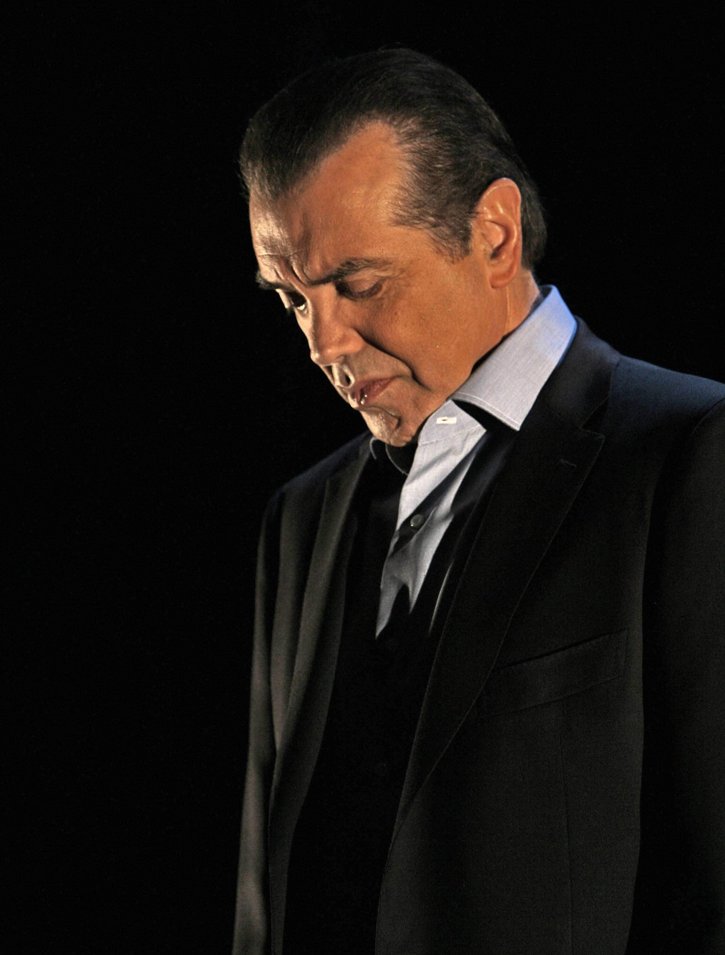 Oscar-nominated actor Chazz Palminteri brings his own stage play