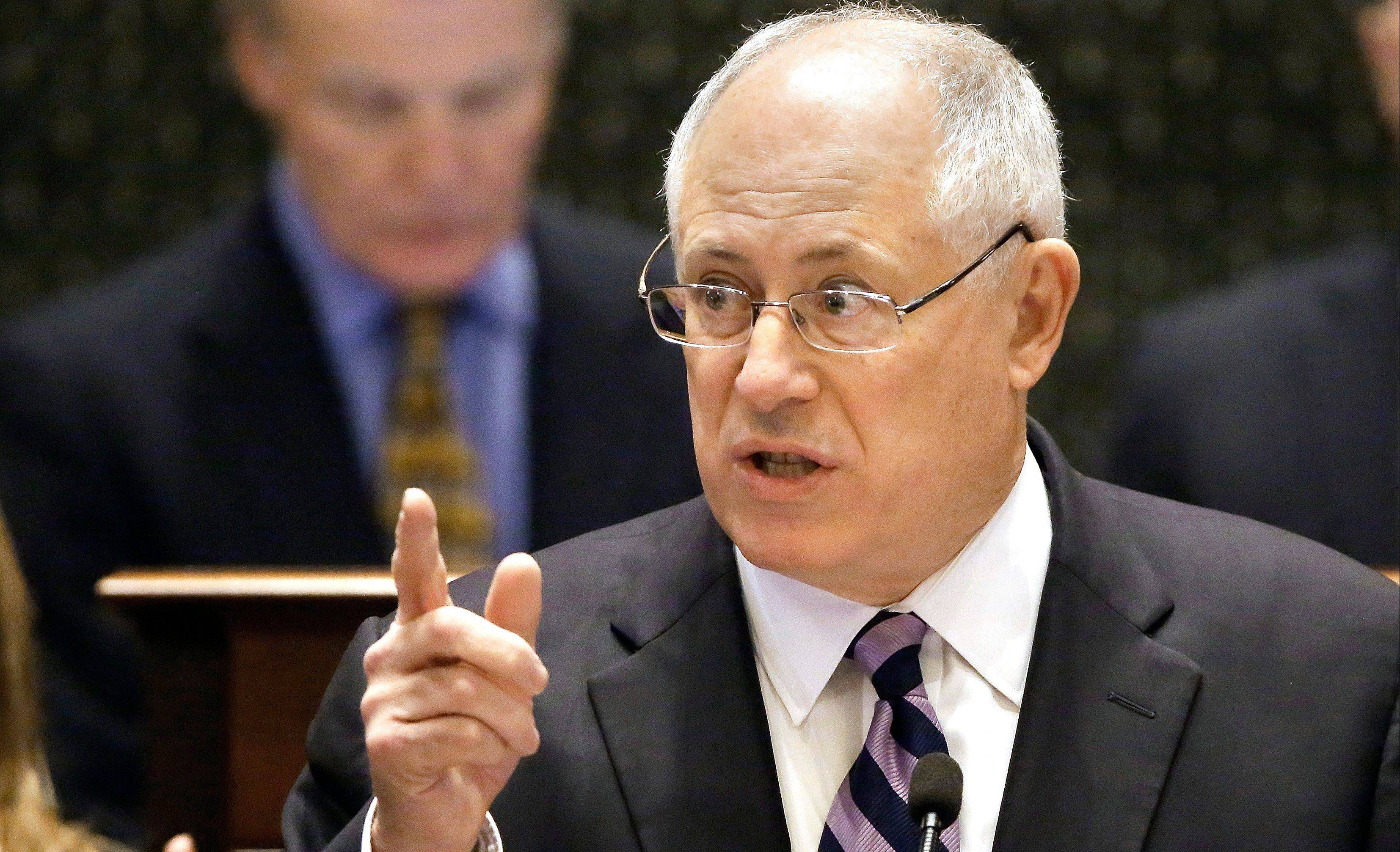As the official legislative schedule closed out, much of Gov. Quinn's ambitious agenda for 2013 was still hanging in the balance, and lawmakers were talking about the need to return for a special session, at least to deal with the pension crisis.