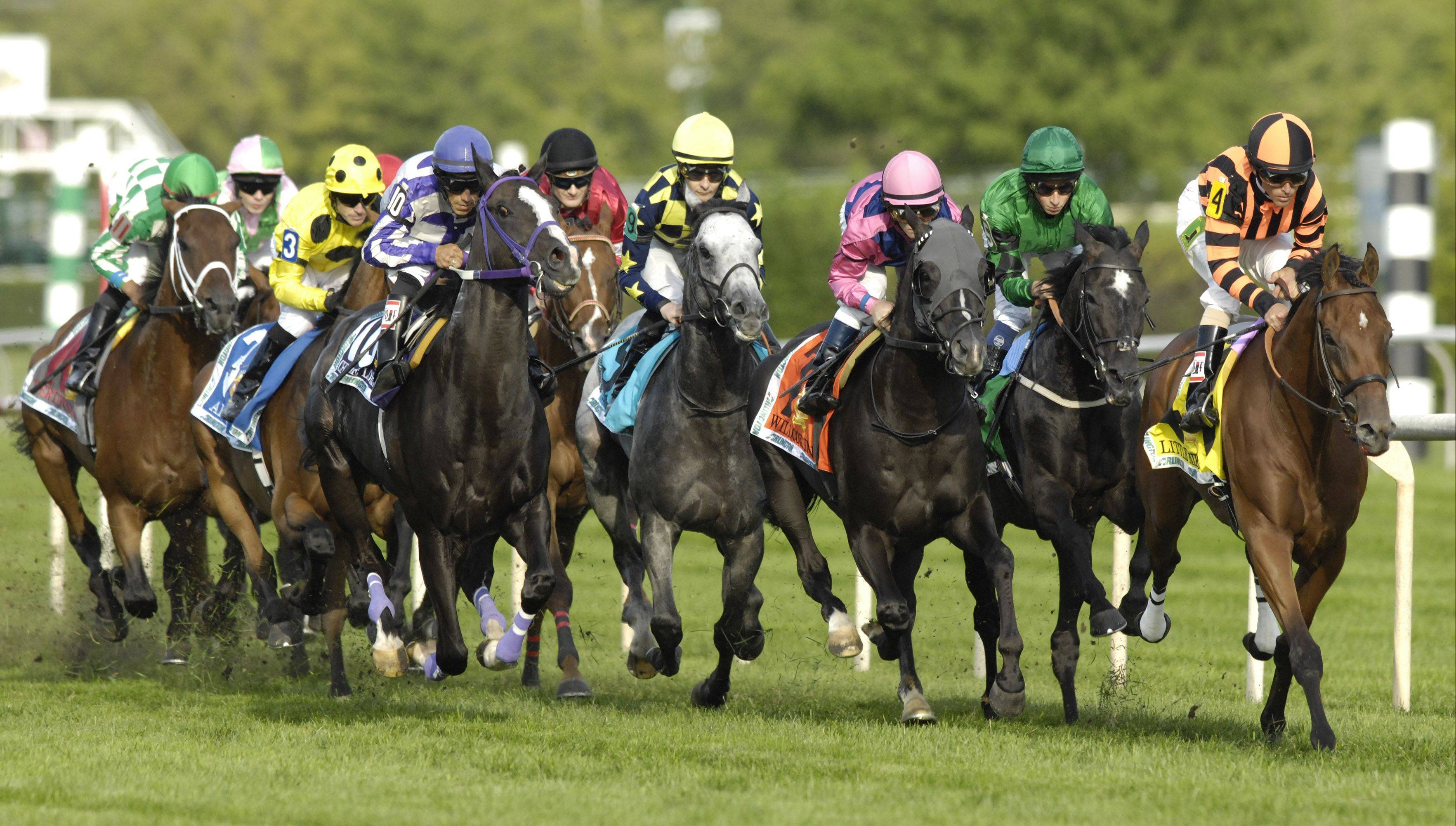 Arlington International Racecourse is running out of time to get a state law extended and save its summer racing season from cuts.
