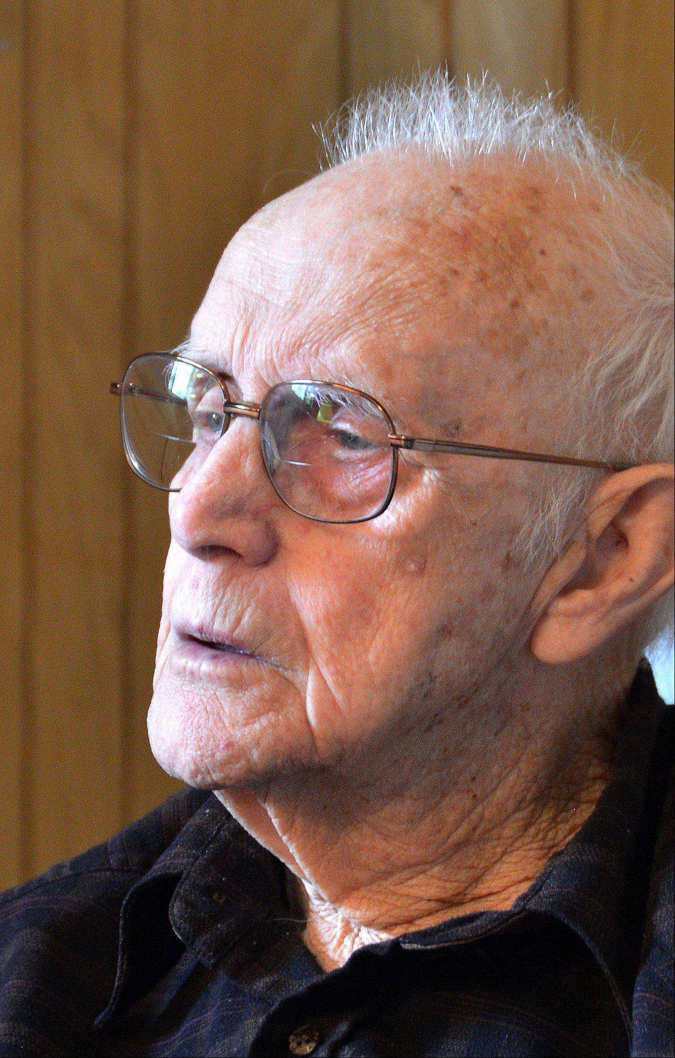 The daily gunfire, winter's cold and summer's stench don't haunt the memories of Korean War veteran Virgil Banker as much as the throngs of helpless refugees he saw devastated by the war.