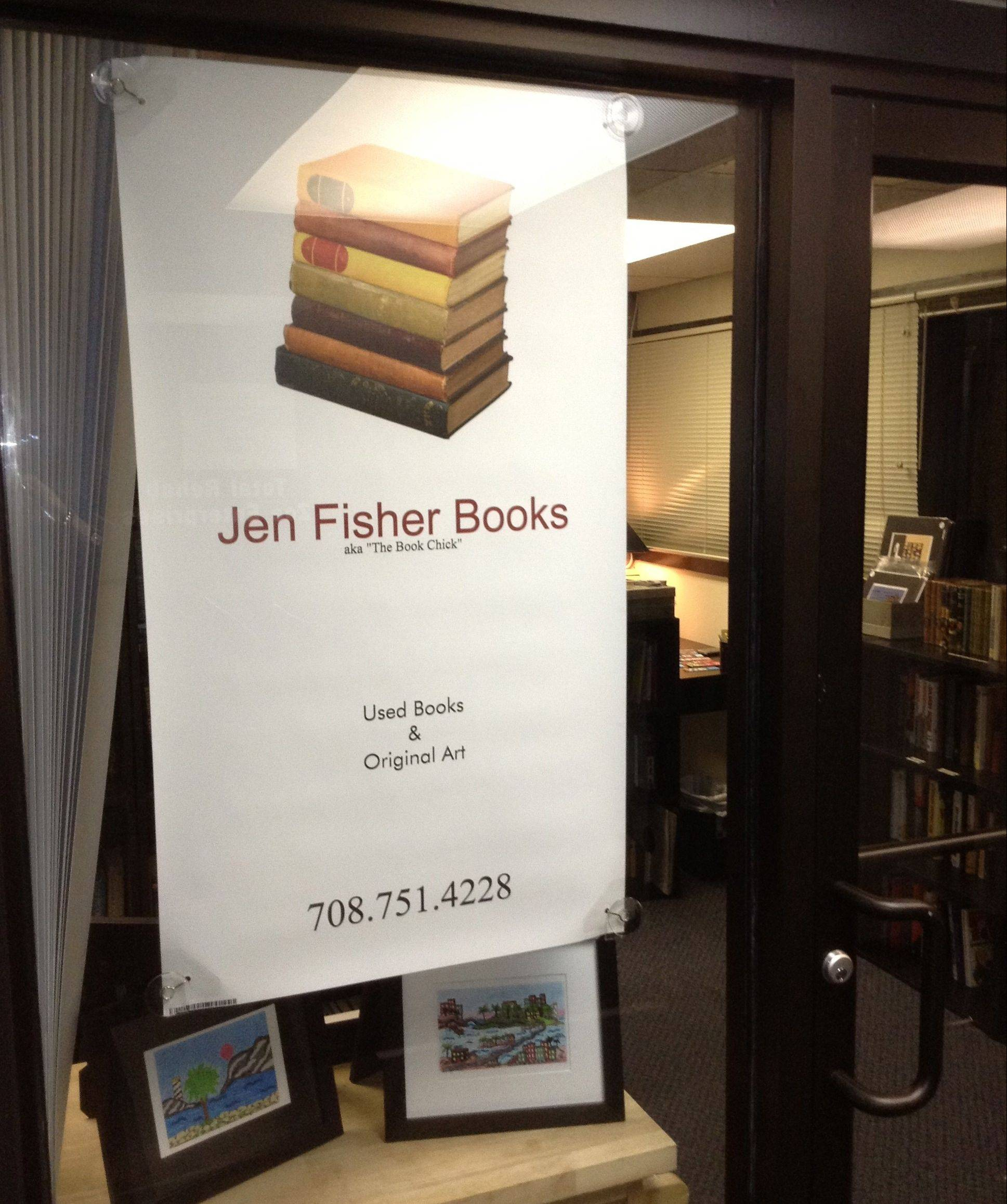 Jen Fisher Books recently opened at 100 E. Irving Park Road in Roselle.