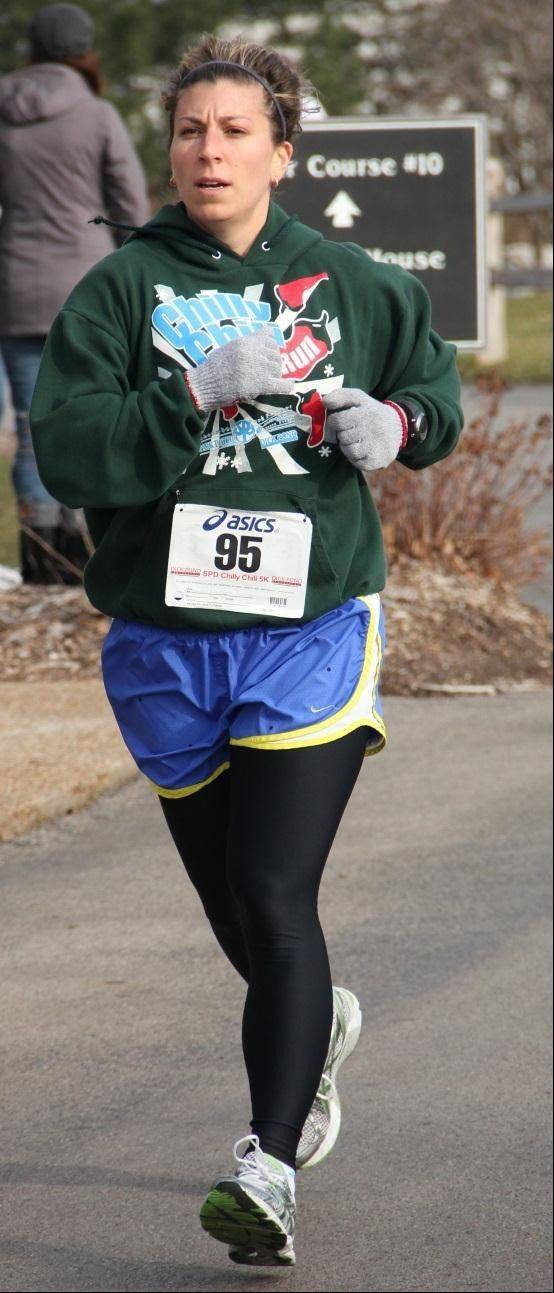 Outrun the chill with a 5K run and warm up afterward with a chili lunch on Saturday, Dec. 7, when the Schaumburg Park District hosts its annual 5K Chilly Chili Race at Schaumburg Golf Club.