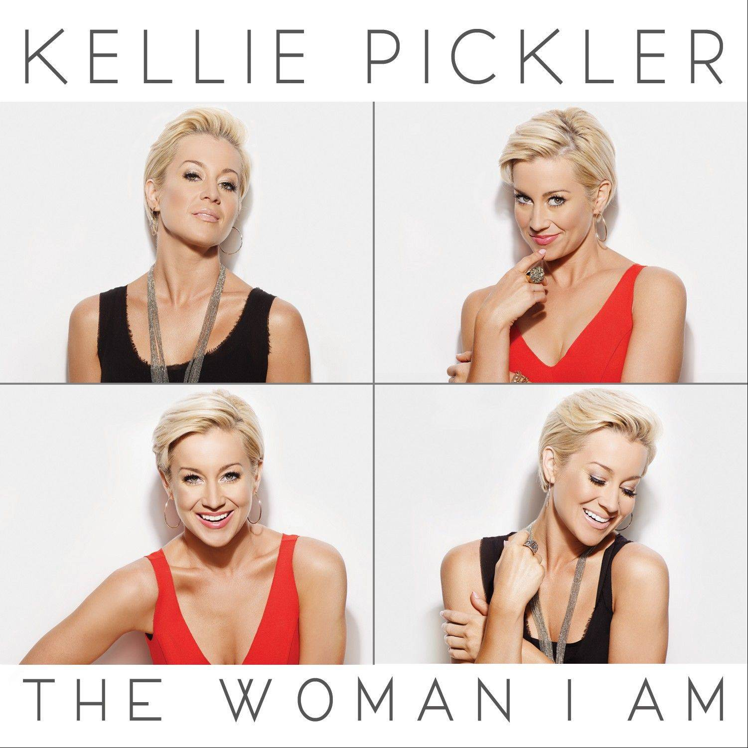 "Kellie Pickler, ""The Woman I Am"""