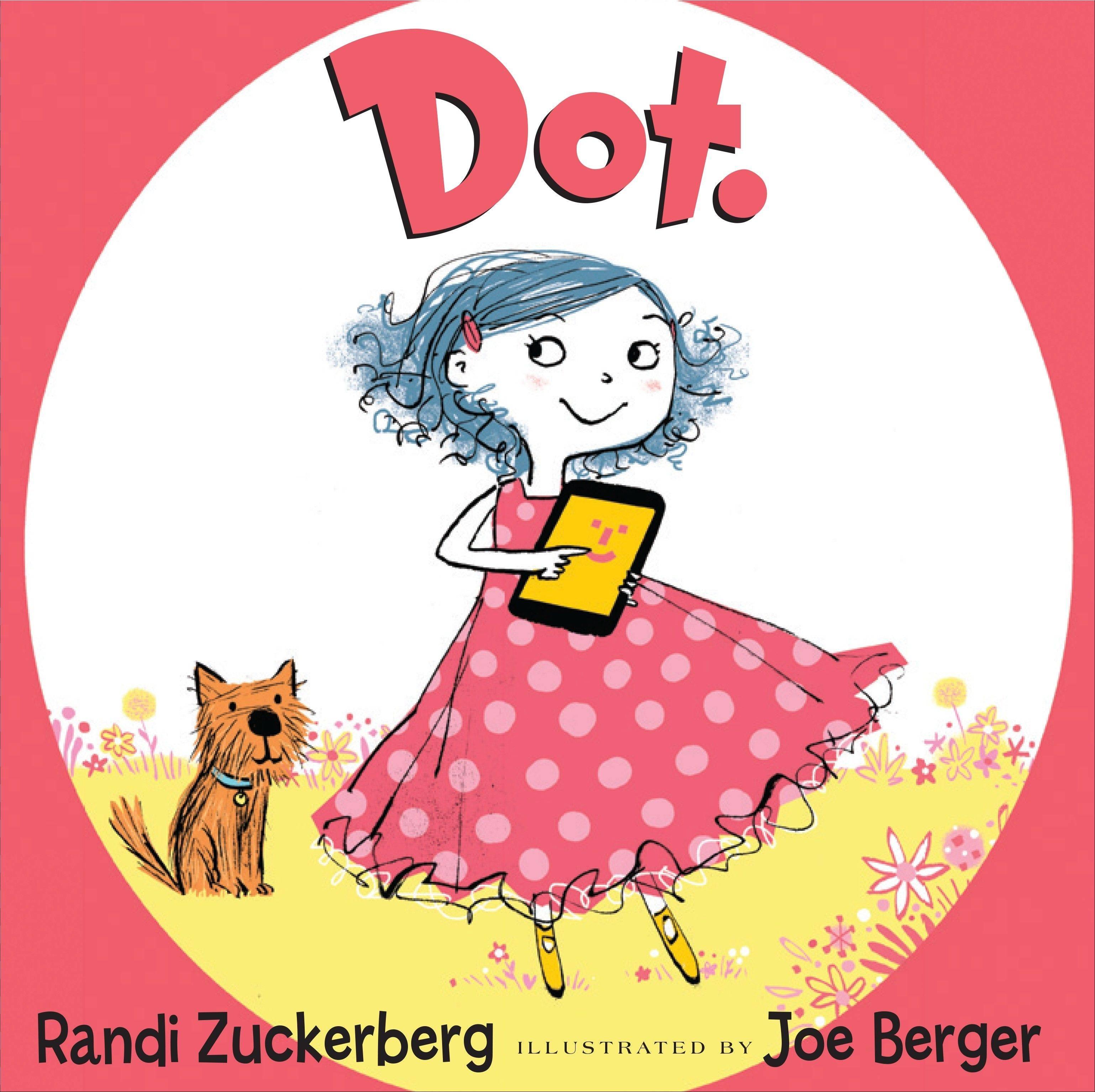 "Randi Zuckerberg, former marketing director for her brother's company, Facebook, will be coming to Anderson's Bookshop in Naperville at 7 p.m. Thursday to sign copies of her new children's book, ""Dot."""
