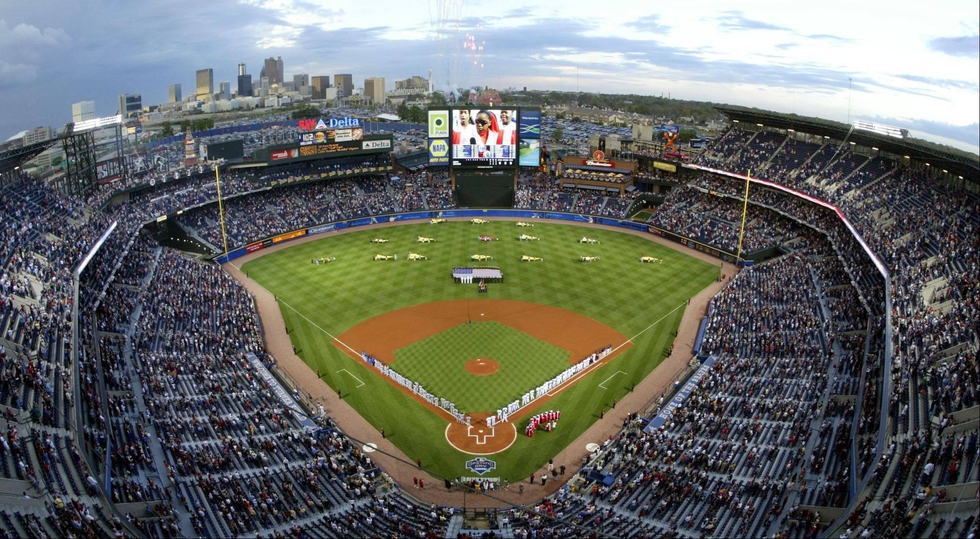The Atlanta Braves have decided not to seek another 20-year lease at Turner Field.