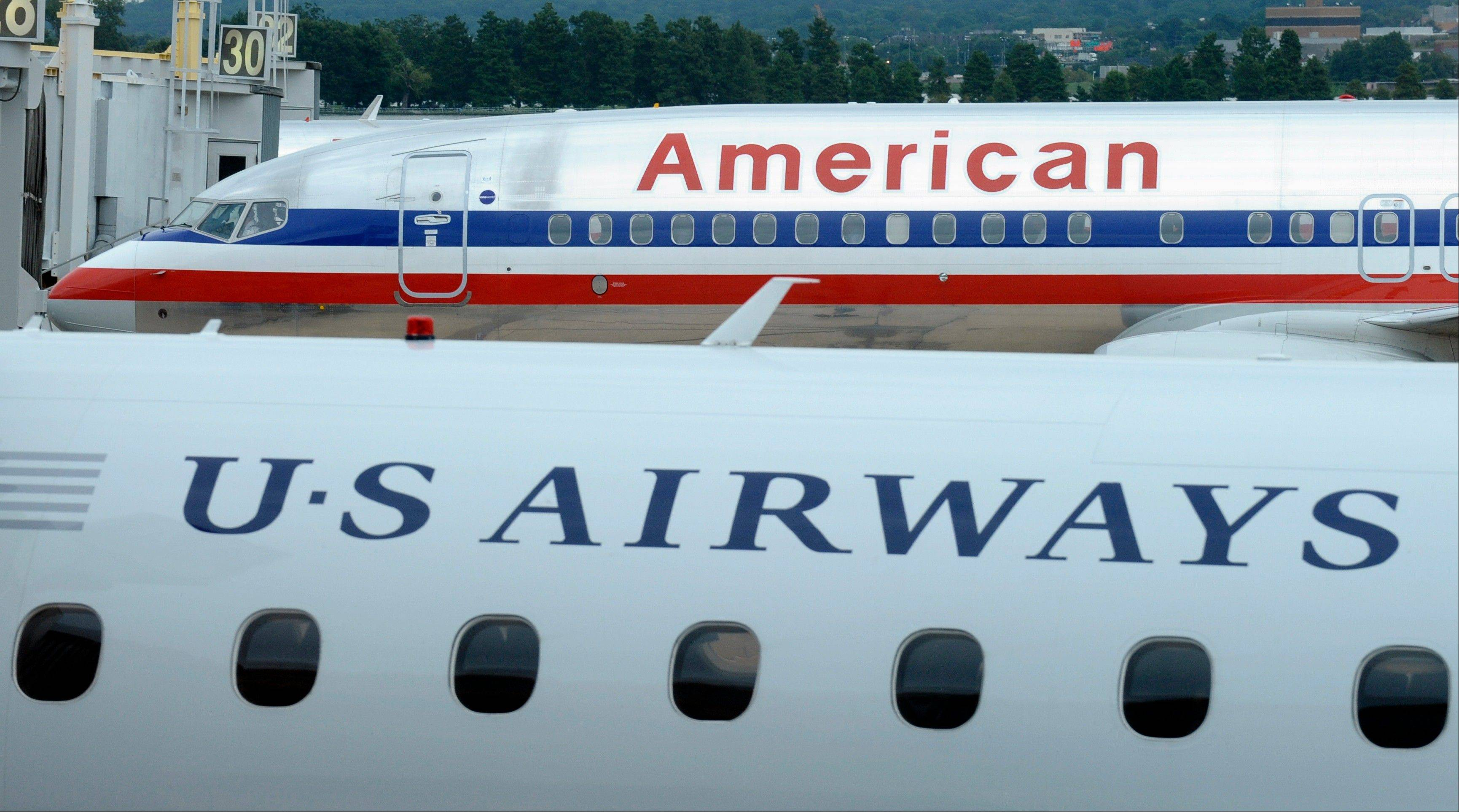 The Justice Department says it has reached an agreement to allow the merger of the two airlines. The agreement requires them to scale back the size of the merger at key airports in Washington and other big cities.