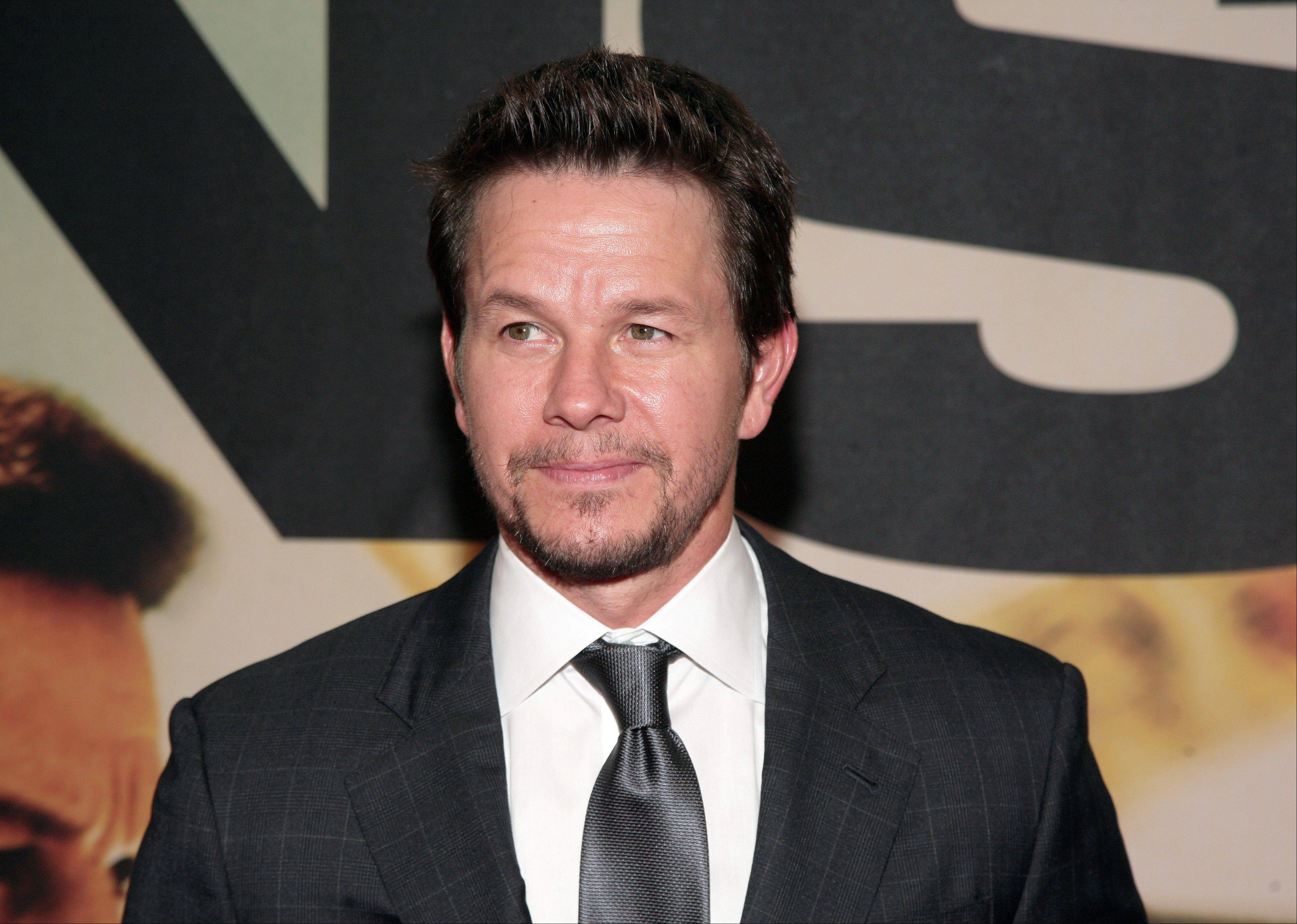 "Mark Wahlberg, and his brother Donnie, will star in a new reality show, ""Wahlburgers,"" set in his family's Boston restaurant."