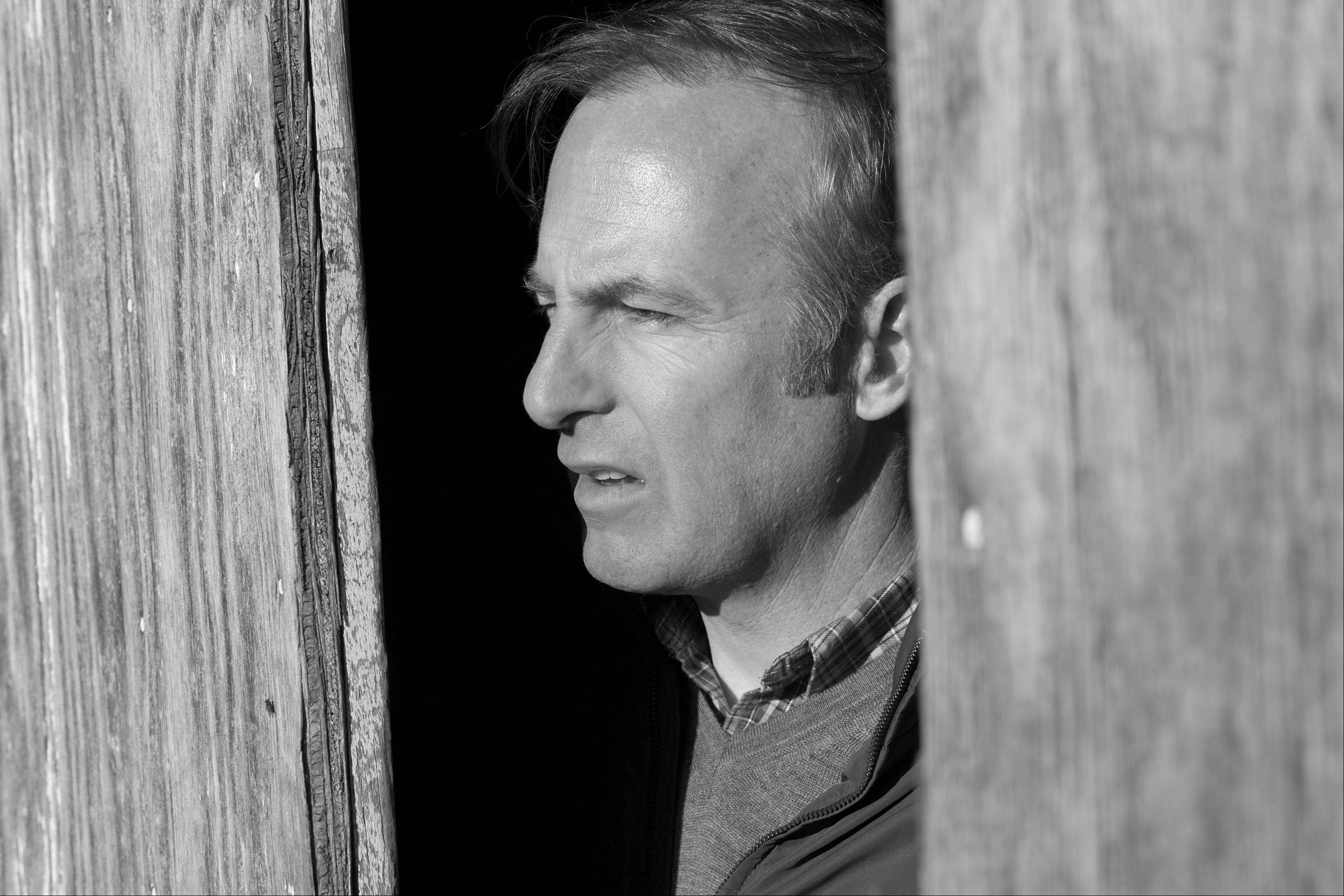 "In Alexander Payne's domestic drama ""Nebraska,"" Naperville native Bob Odenkirk plays a man with dreams of being a newscaster."