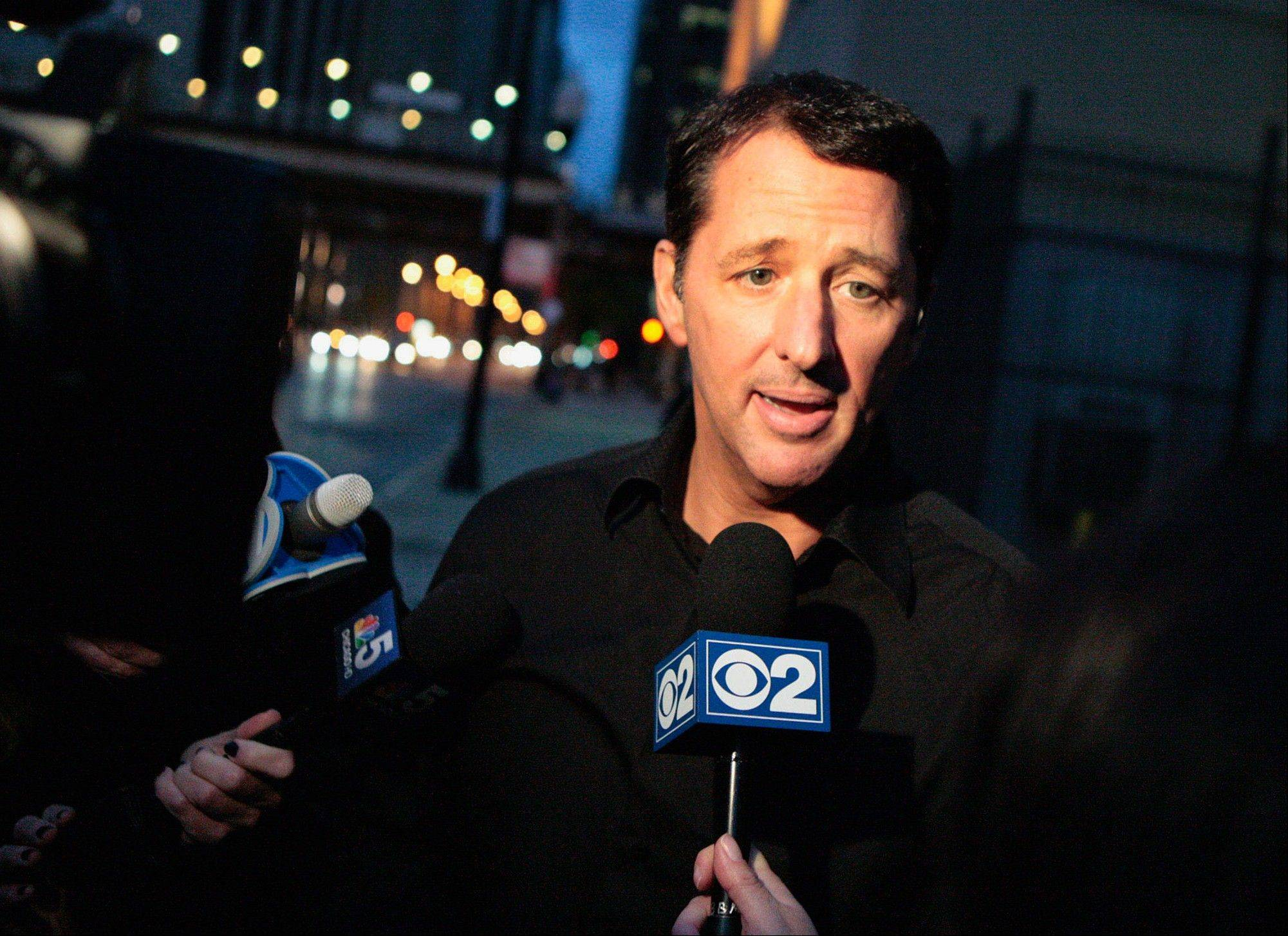 A jury found television infomercial pitchman Kevin Trudeau guilty of criminal contempt Tuesday.