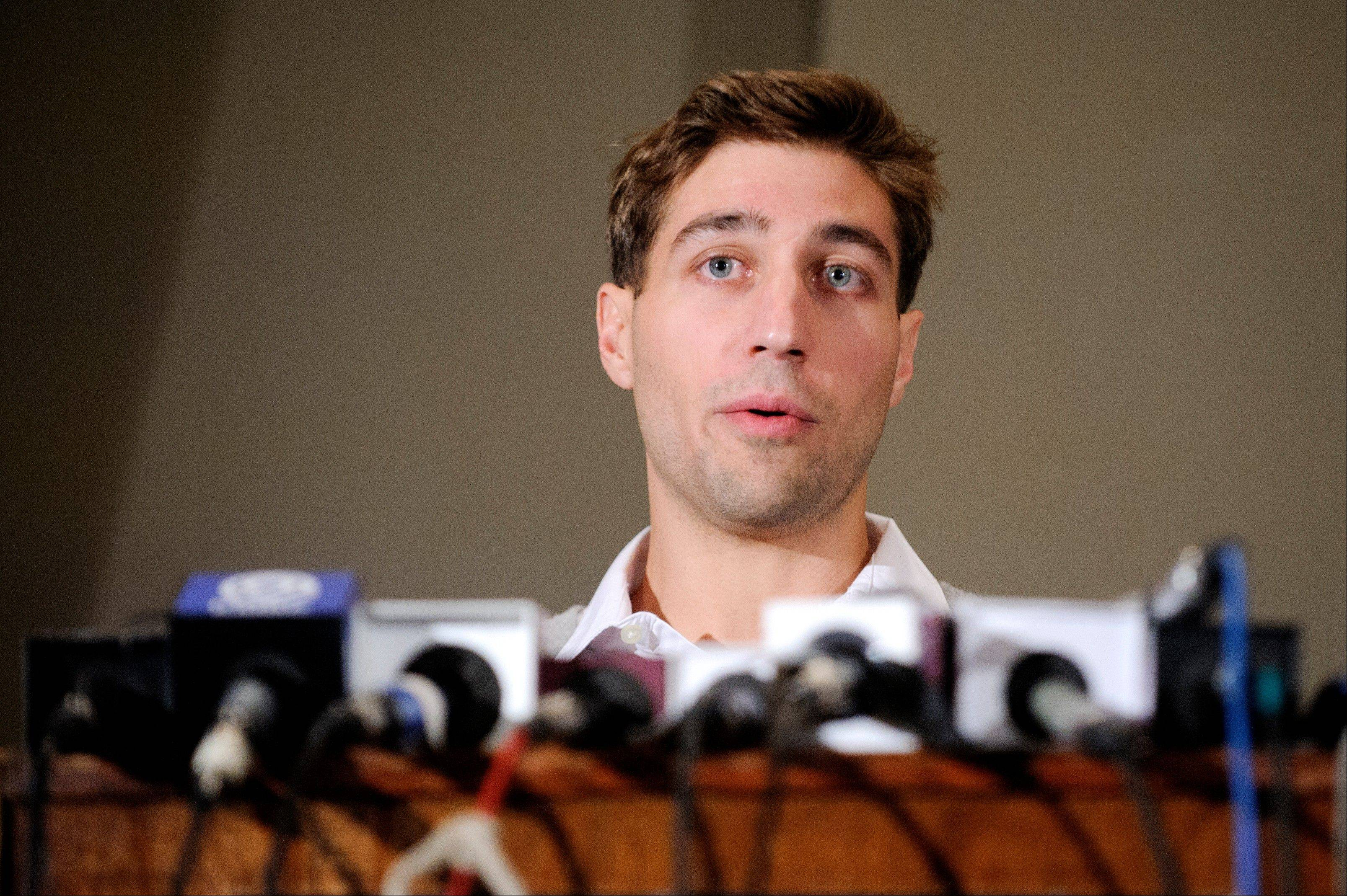 A Missouri appeals court overturned Ryan Ferguson�s murder and robbery convictions for the 2001 strangling and beating death of Columbia Daily Tribune sports editor Kent Heitholt. The appeals panel said the prosecutor�s office had withheld evidence from defense attorneys and Ferguson did not receive a fair trial.