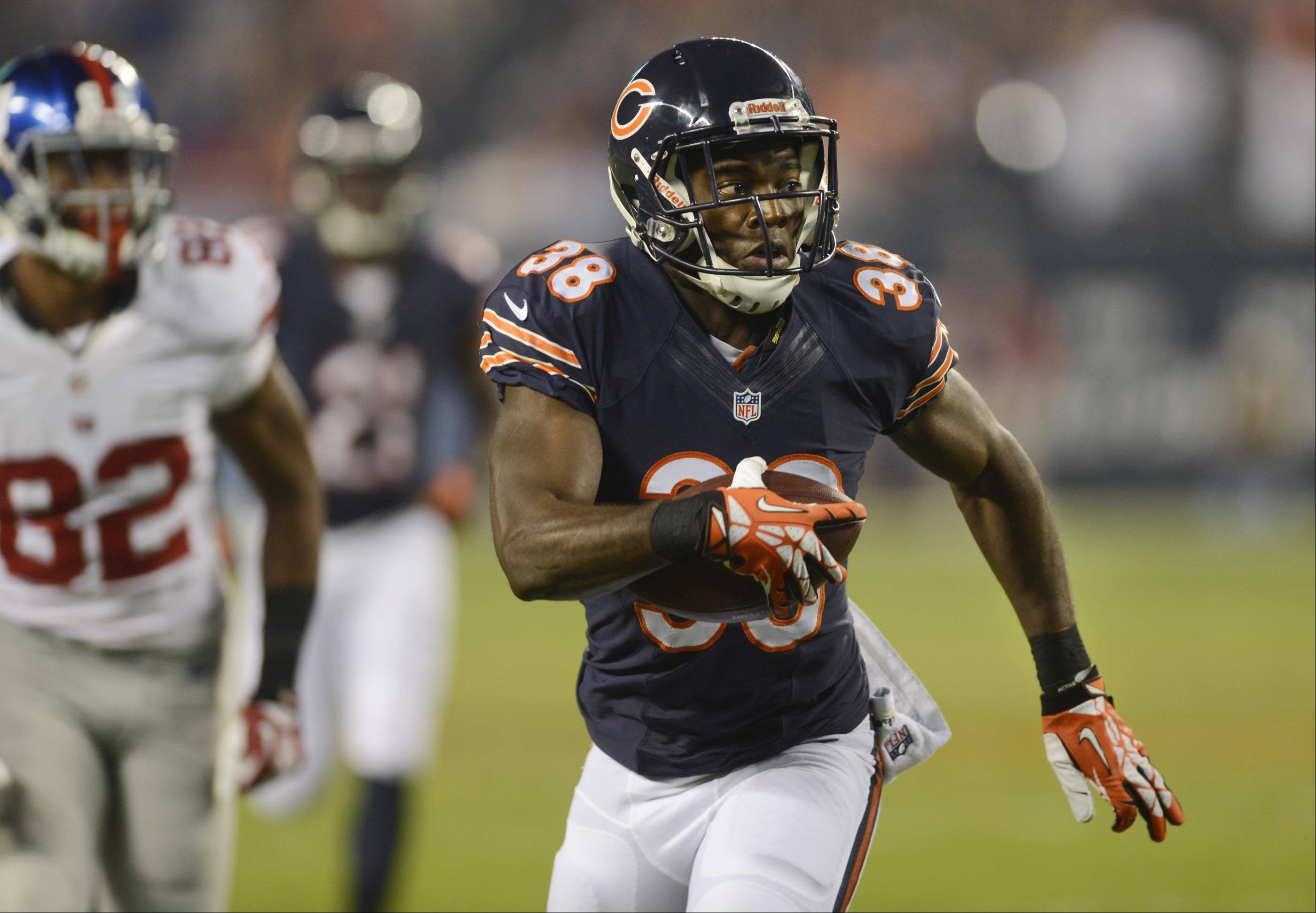 Bears' depleted defense not making excuses