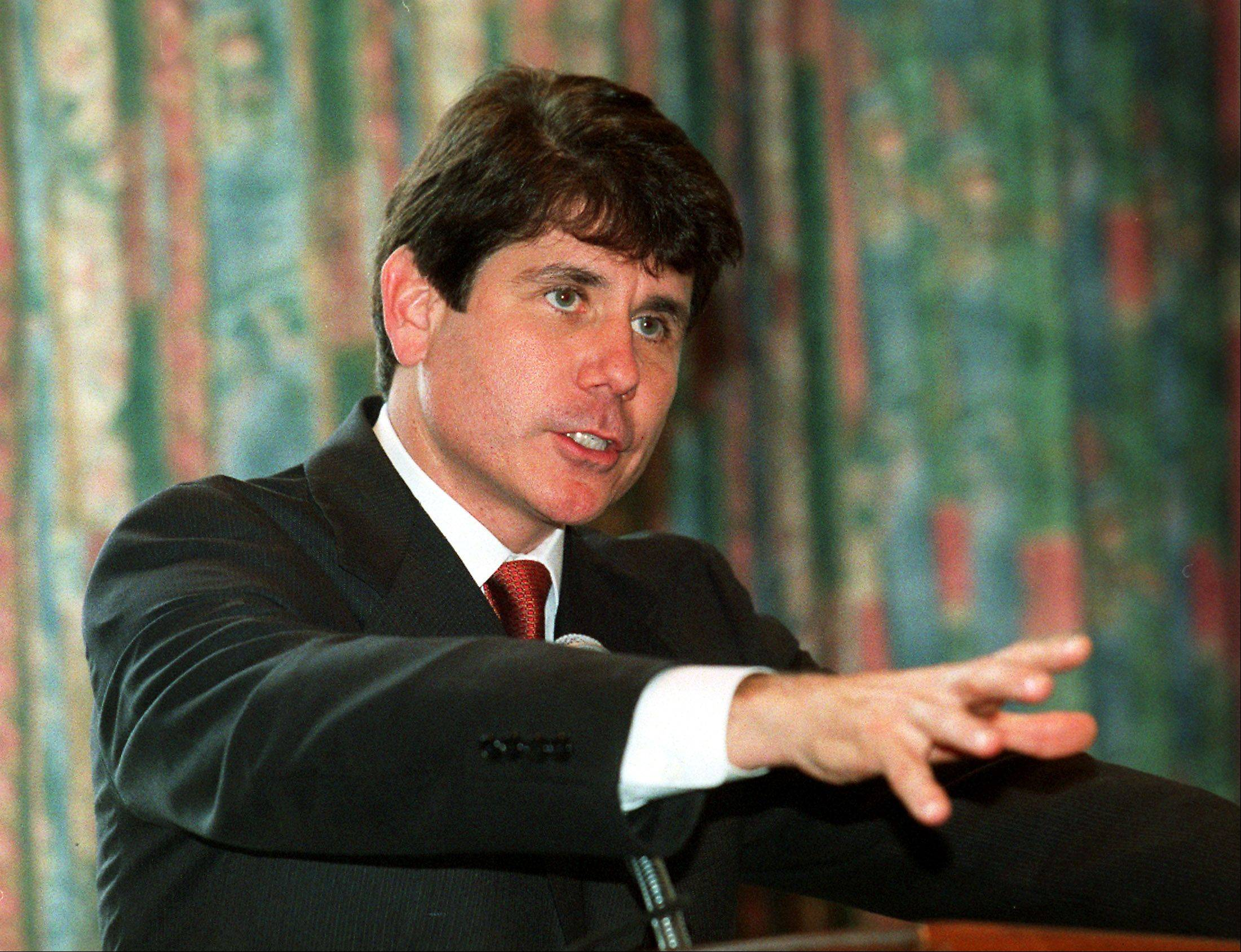 Prosecutors have filed a response to Rod Blagojevich's corruption conviction appeal.