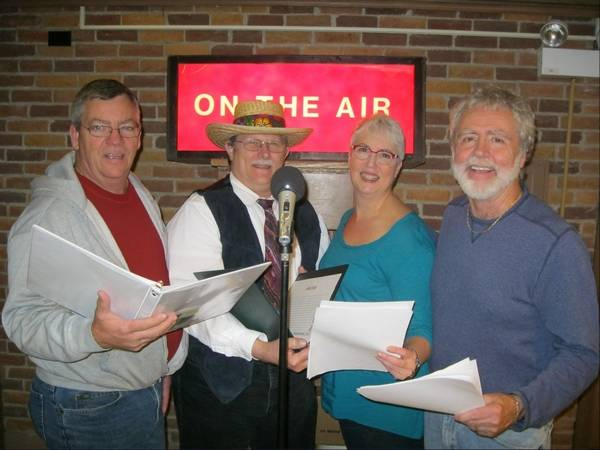 cast members from the community church of rolling meadows production of christmas in a - The Christmas Box Cast
