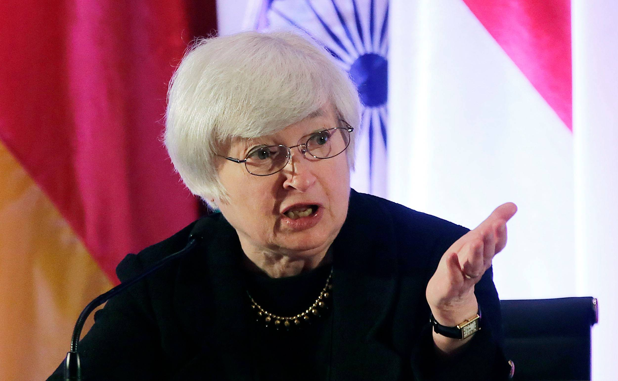 When Janet Yellen faces a Senate hearing Thursday on her nomination to lead the Federal Reserve, she is sure to face skepticism from Republicans who say the Fed's policies may be swelling asset bubbles or raising the risk of high inflation.