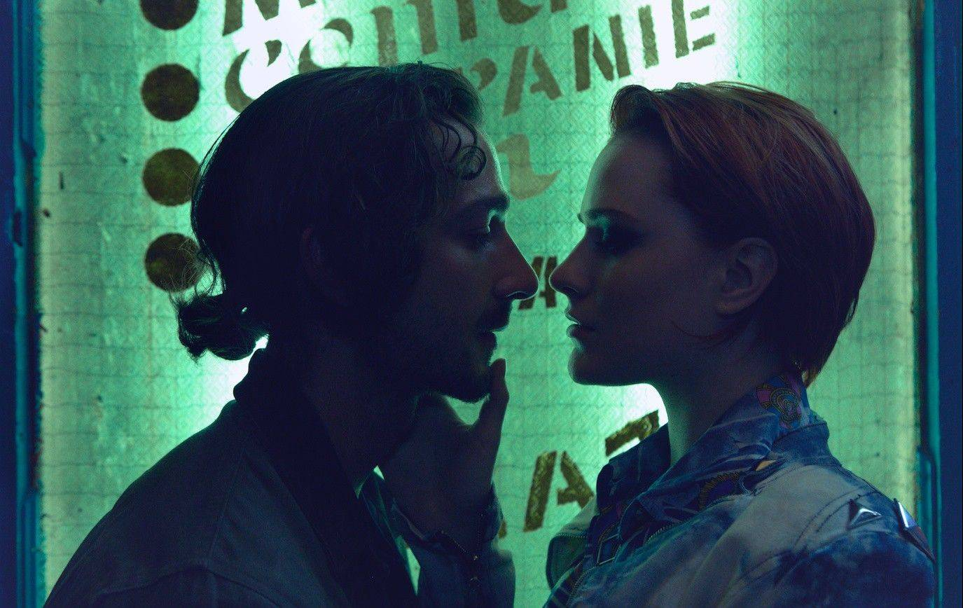 "Charlie Countryman (Shia LaBeouf) falls for Romanian beauty Gabi (Evan Rachel Wood) in ""Charlie Countryman."""