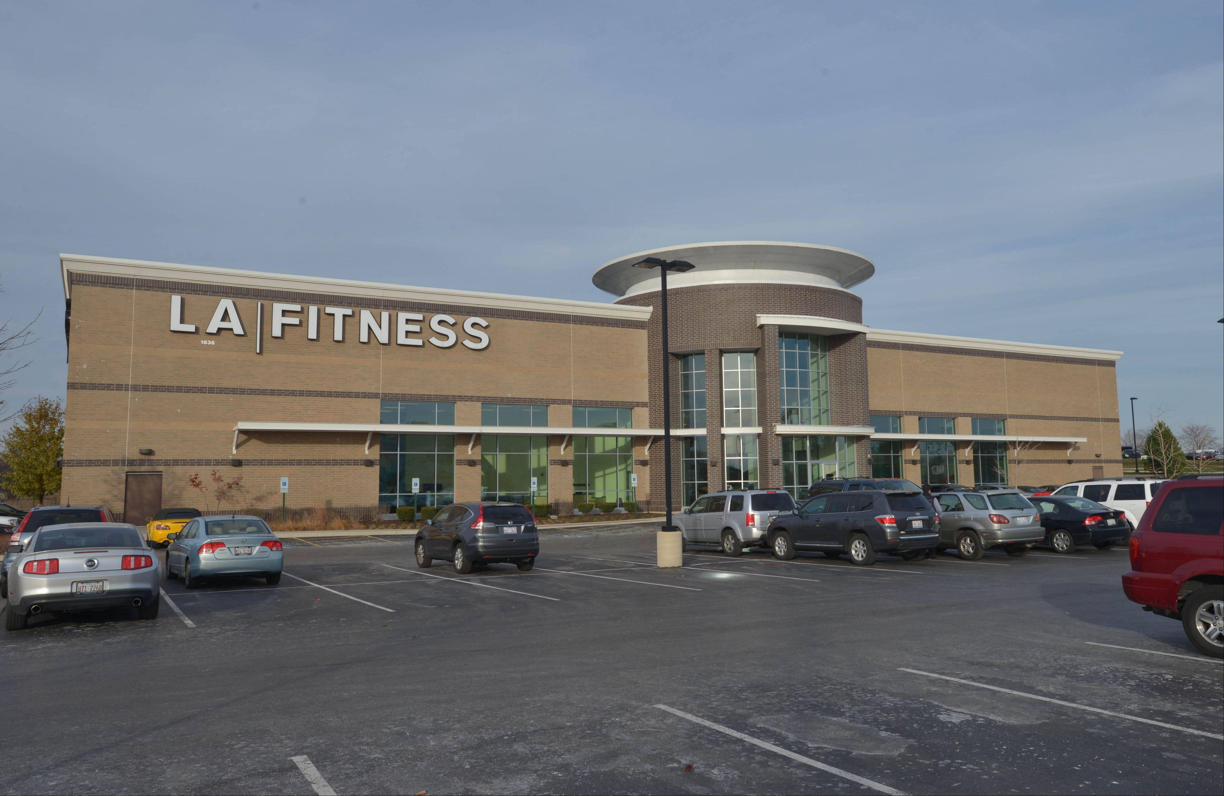The DuPage County Health Department says two men contracted Legionnaires� disease from a hot tub at the LA Fitness at 1836 Freedom Drive in Naperville.