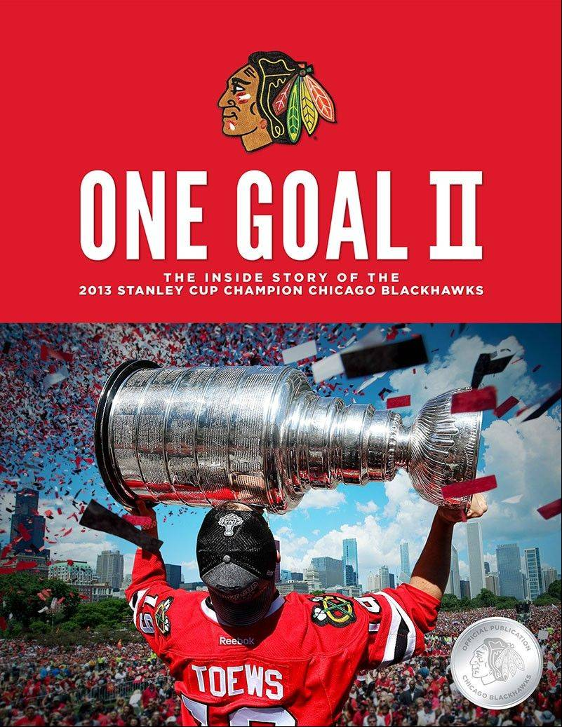 A new commemorative book by the Blackhawks will go on sale next Tuesday. The book, which includes a DVD, can be preordered at blackhawksstore.com.