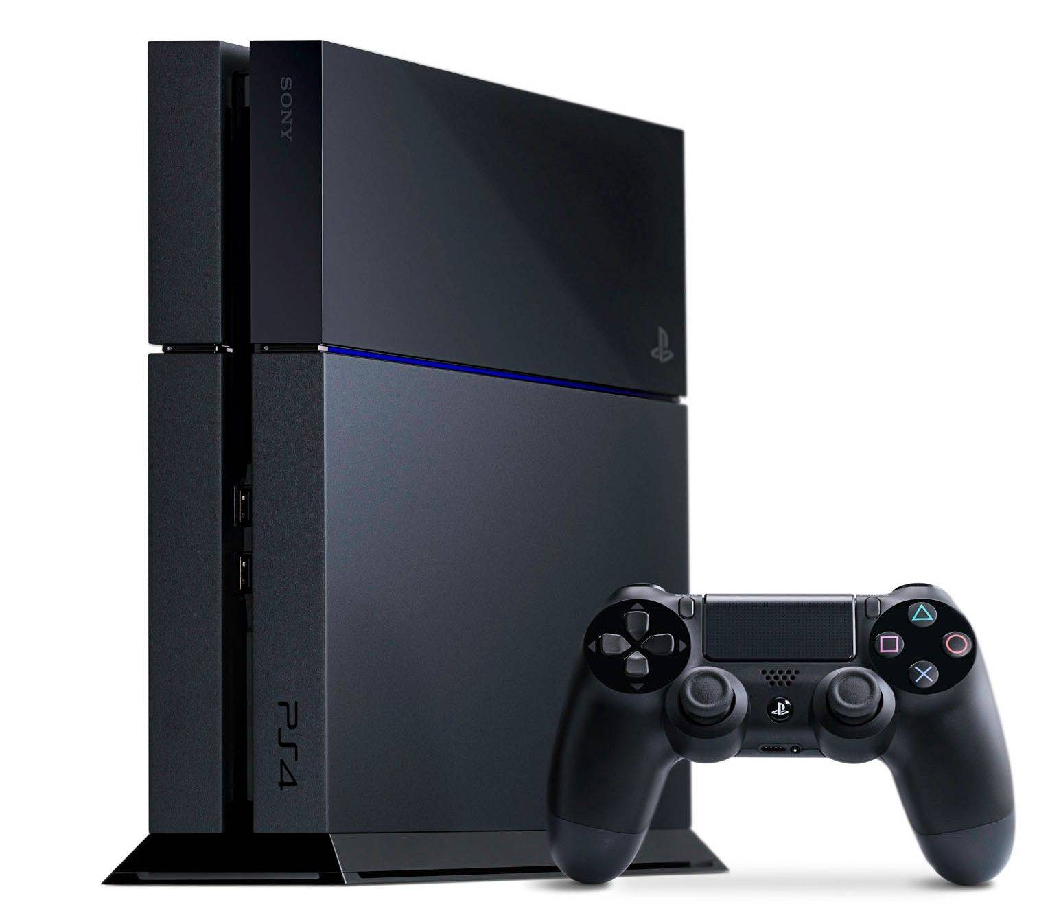 Sony's PlayStation 4 console hits stores today.