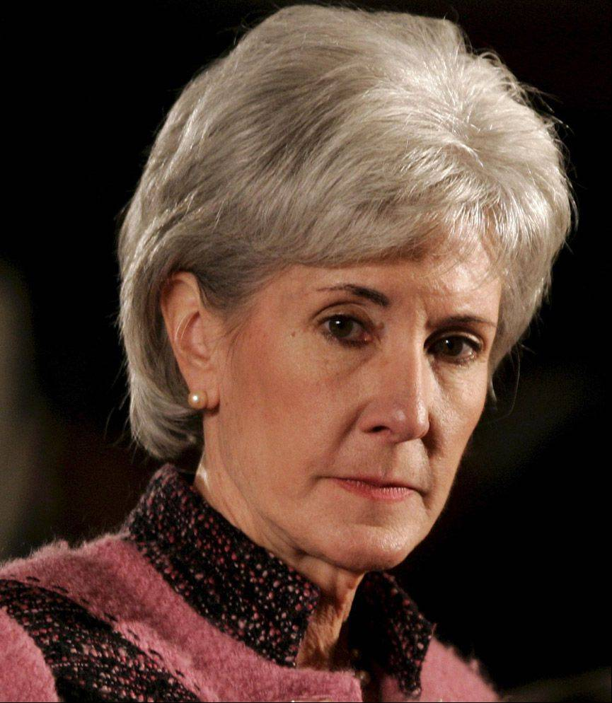 """We expect enrollment will grow substantially throughout the next five months,"" said Health and Human Services Secretary Kathleen Sebelius, who is in overall charge."