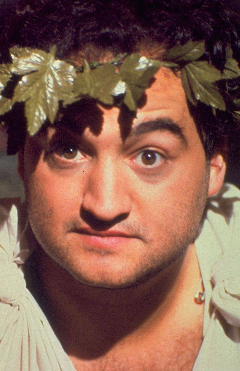 "Nobody does a toga party like John Belushi in this scene from the 1978 film ""National Lampoon's Animal House."""
