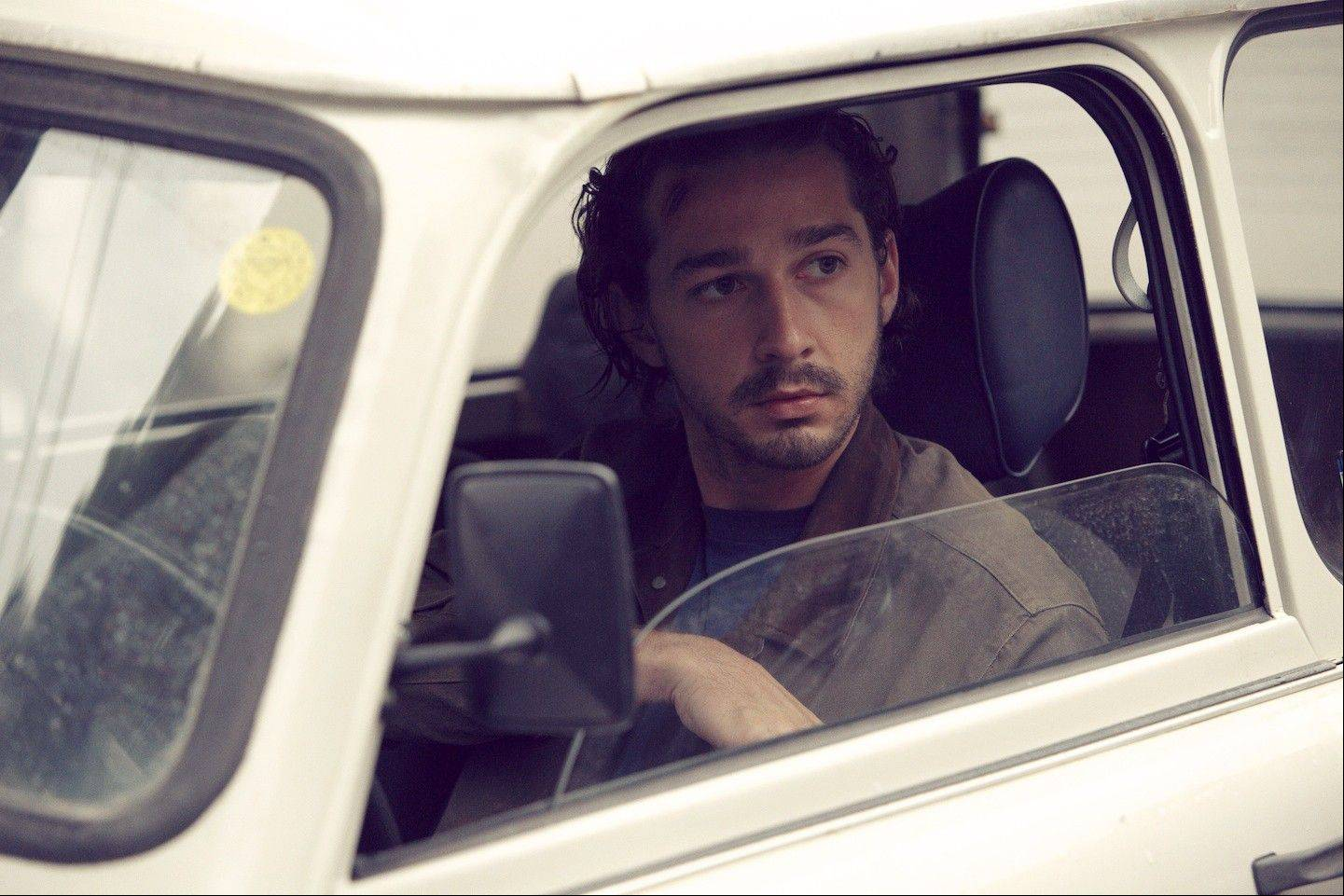 "Charlie Countryman (Shia LaBeouf) tries to do the right thing in ""Charlie Countryman."""