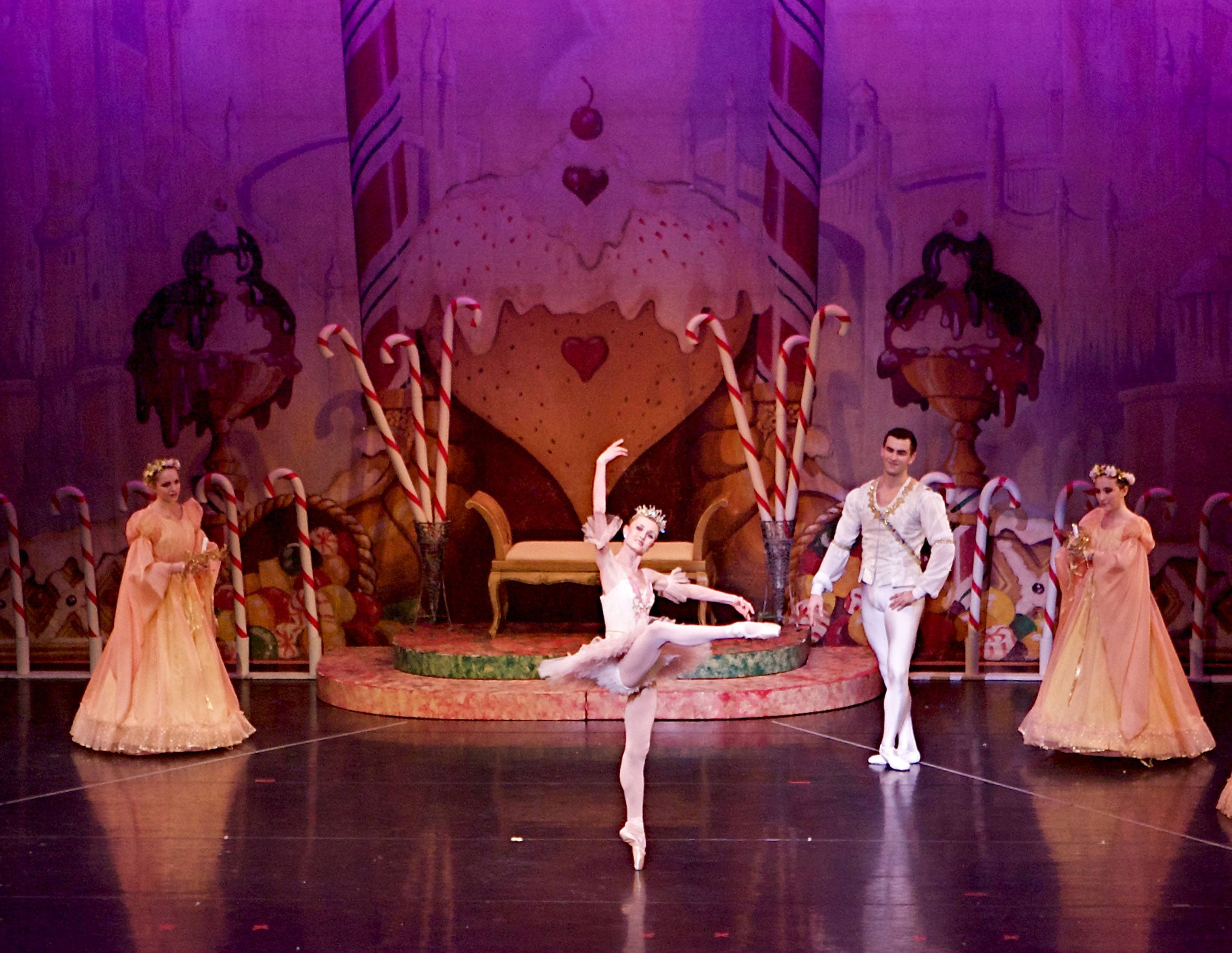 "Ruth Page Civic Ballet will present ""The Nutcracker"" at CLC Dec. 21 and 22."