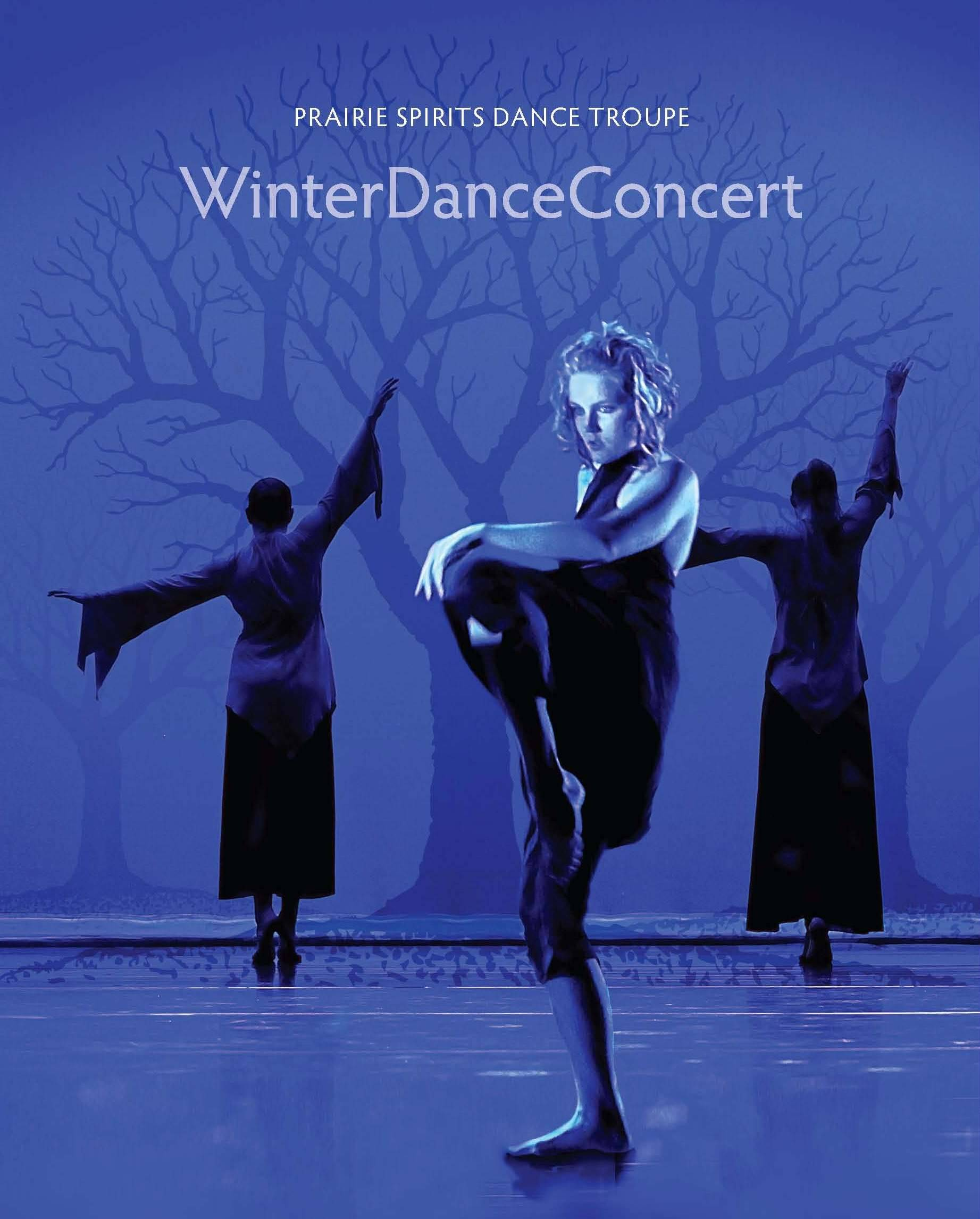 The College of Lake County Dance Department will present its Winter Dance Concert on Dec. 6, 7 and 8.