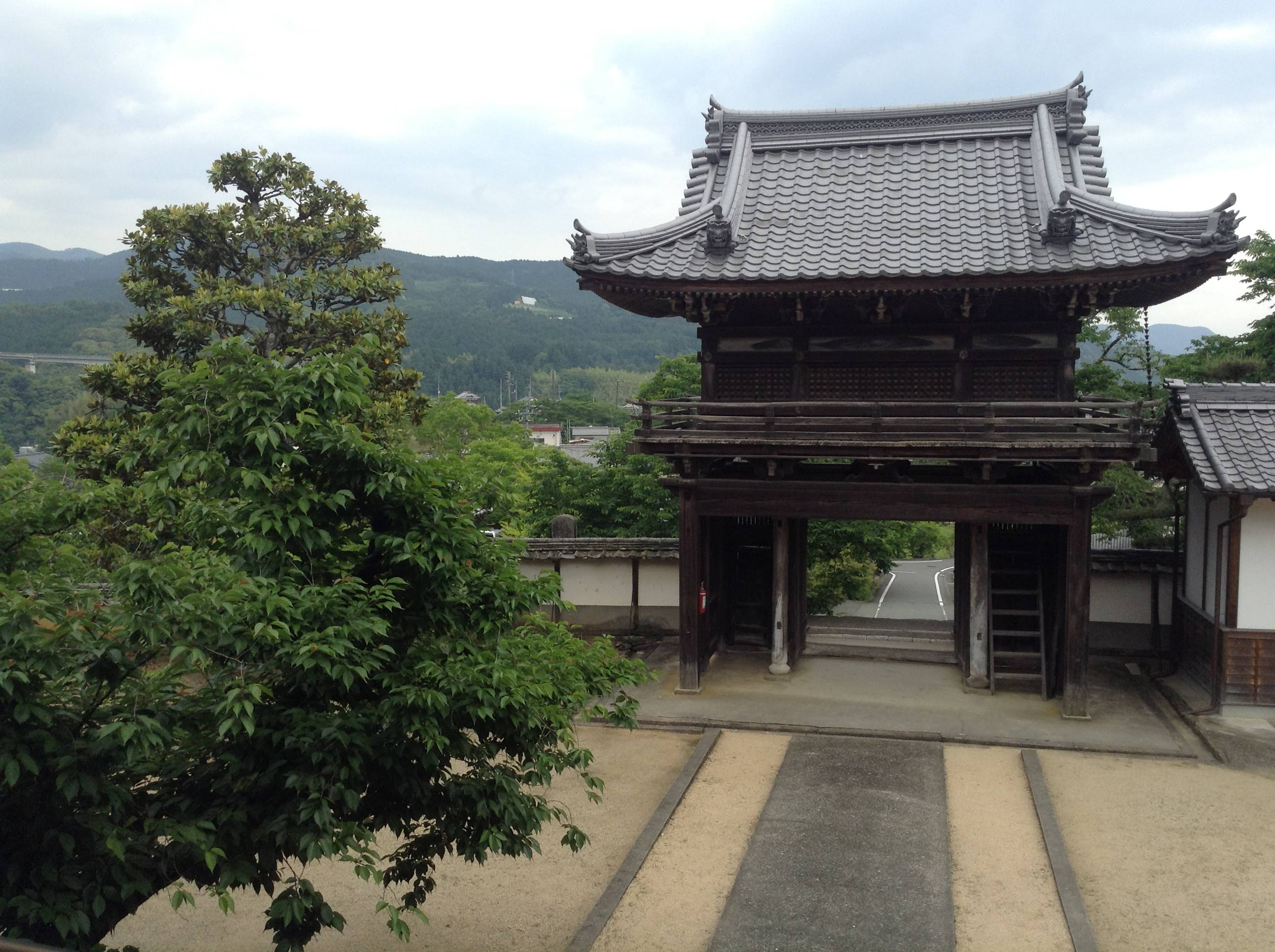 Scene from a small town about 60 minutes outside of Matsuyama, Japan called Uchiko. This is an optional excursion that students may explore as part of CLC's study abroad program to Japan in 2014.